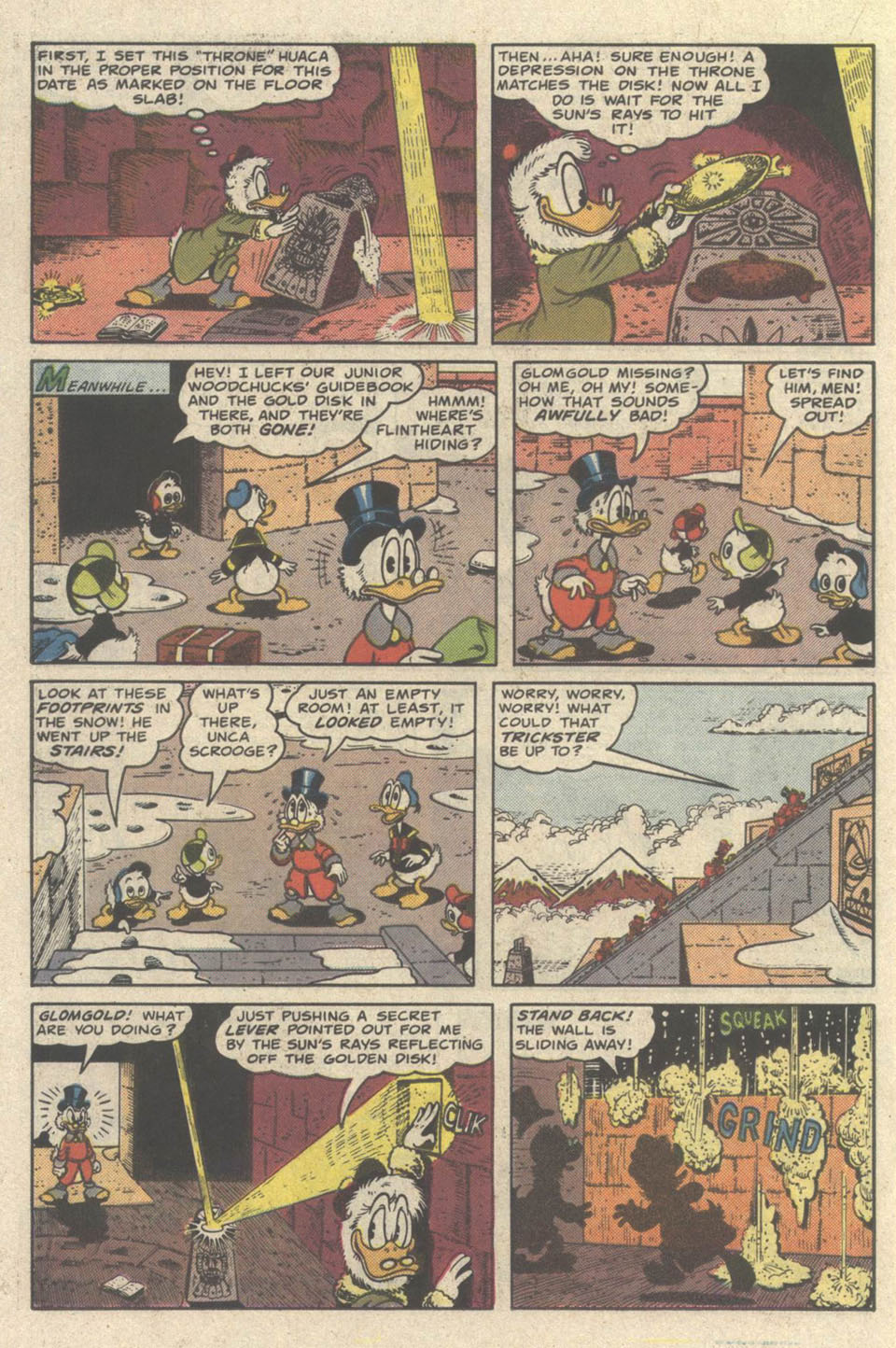 Read online Uncle Scrooge (1953) comic -  Issue #219 - 22