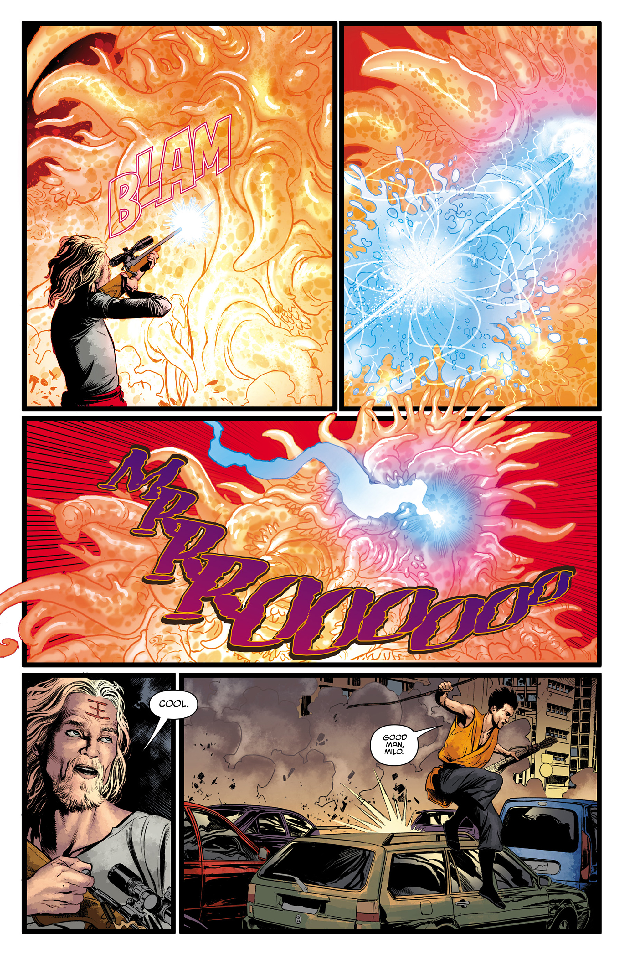 Read online King Tiger comic -  Issue #3 - 21