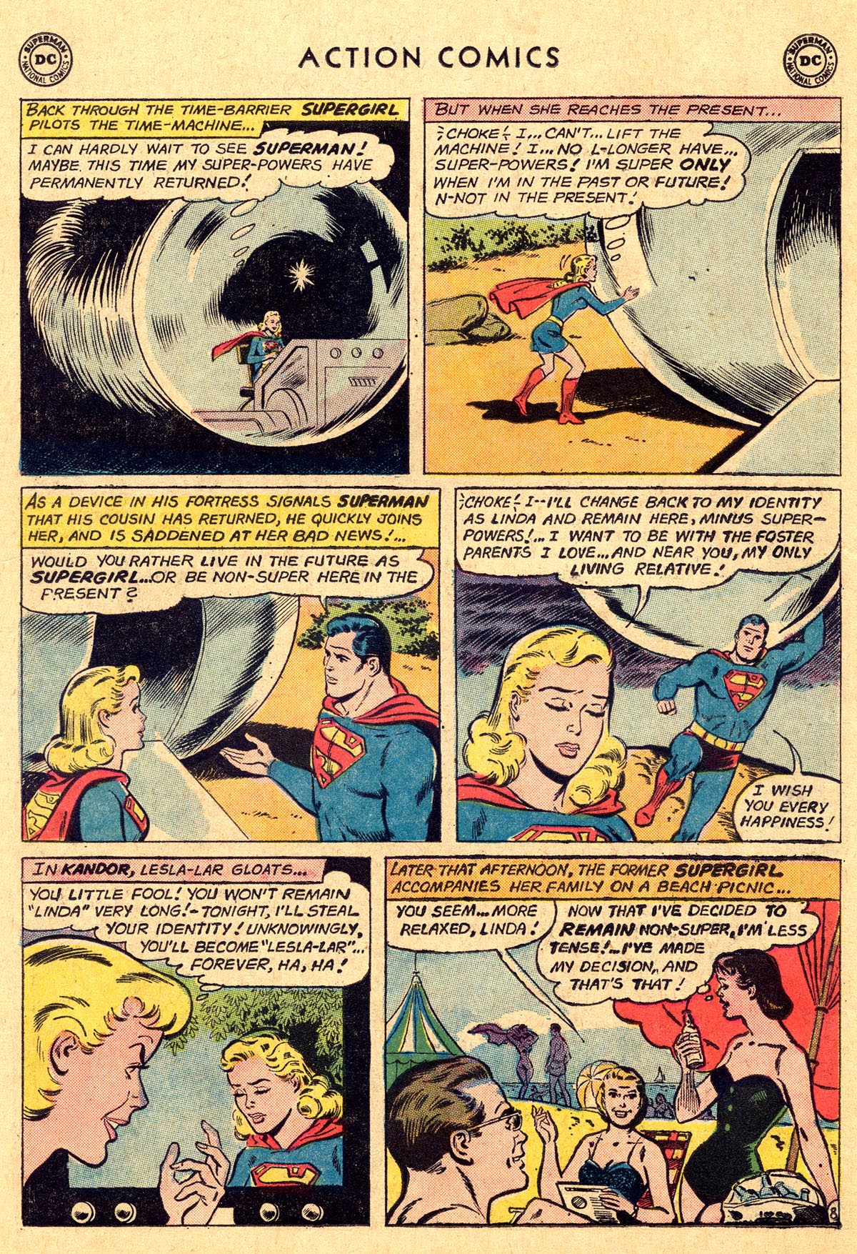 Action Comics (1938) 282 Page 25