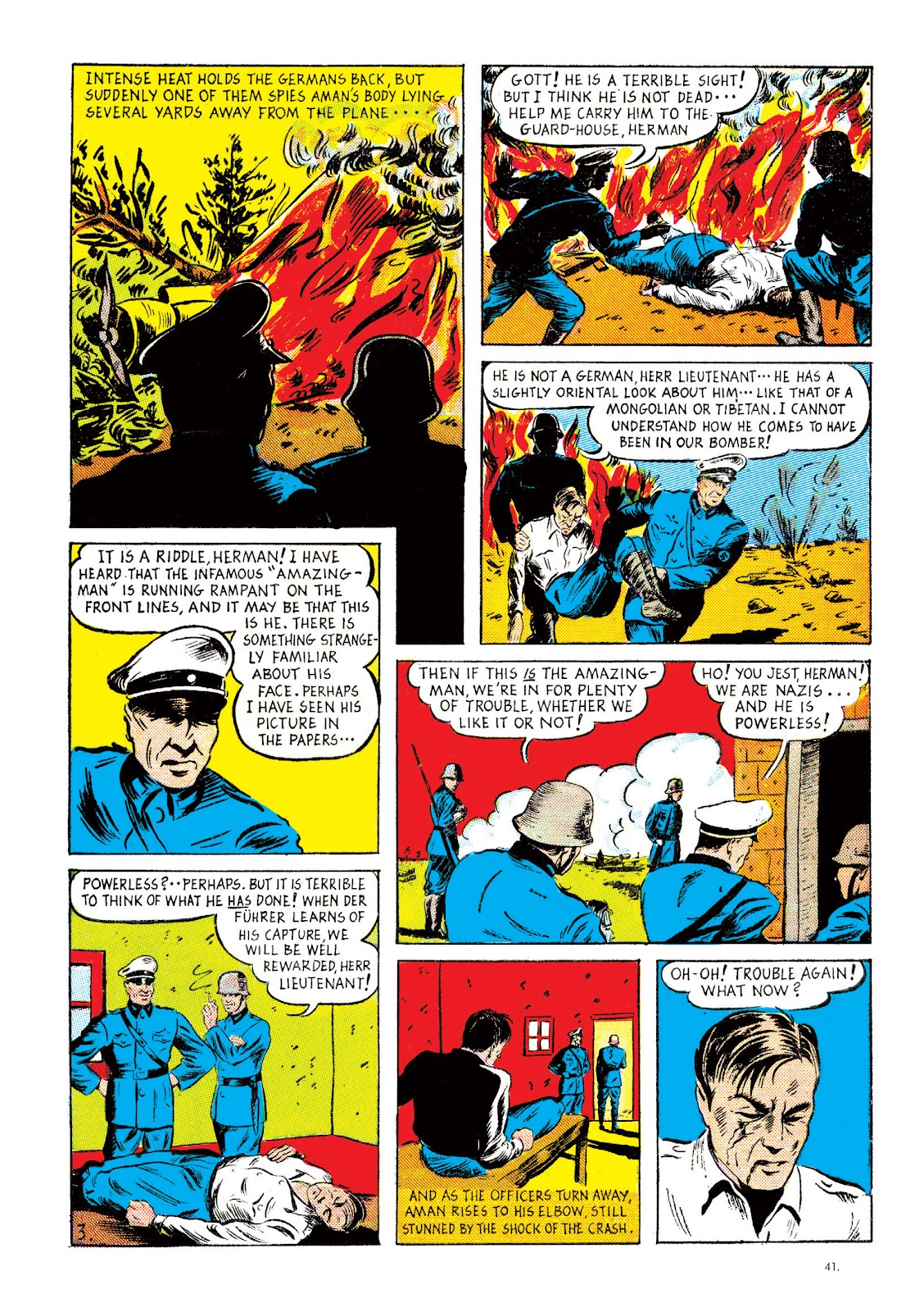 Read online The Bill Everett Archives comic -  Issue # TPB 2 (Part 1) - 42