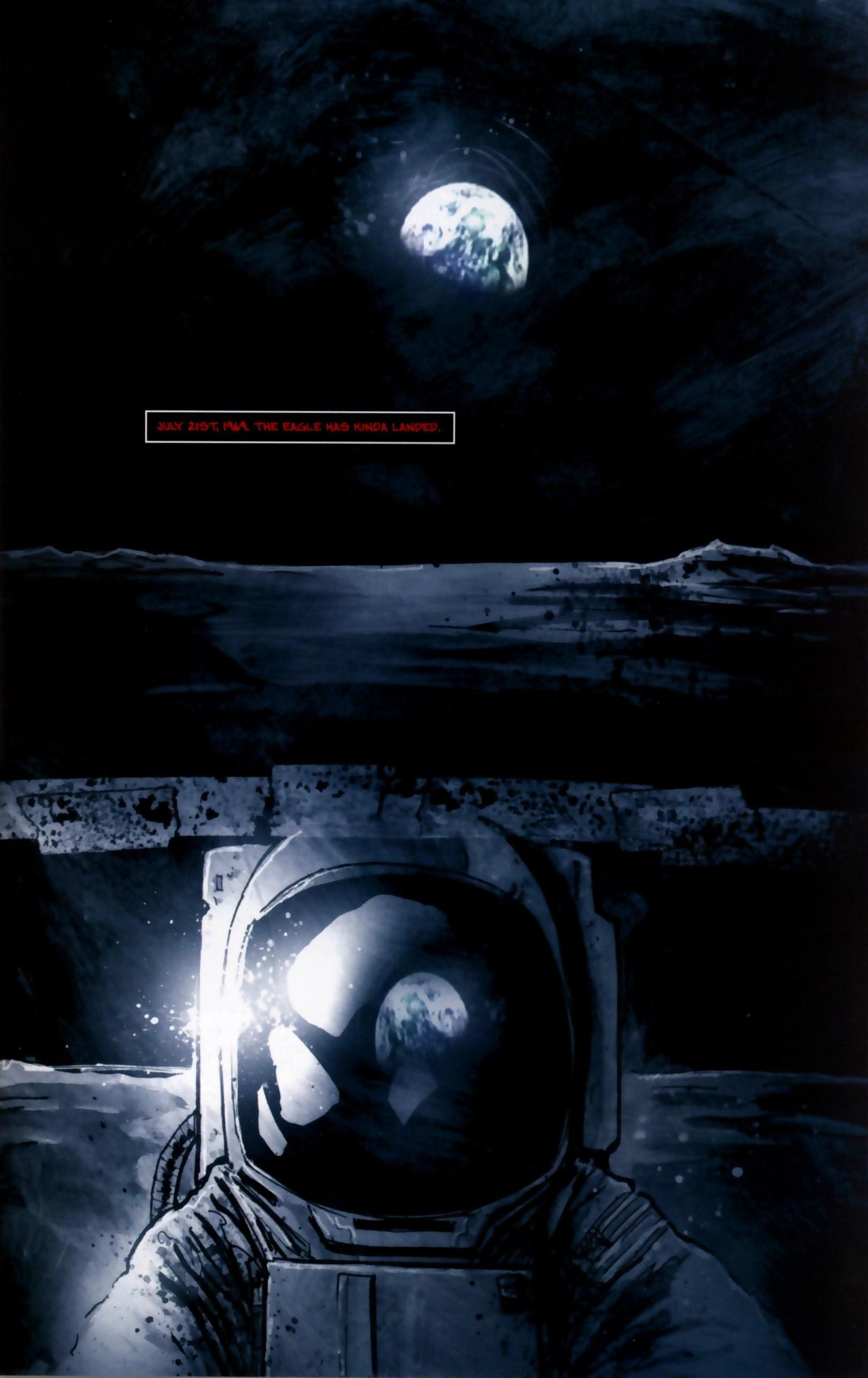 Read online Wormwood: Gentleman Corpse comic -  Issue #9 - 3