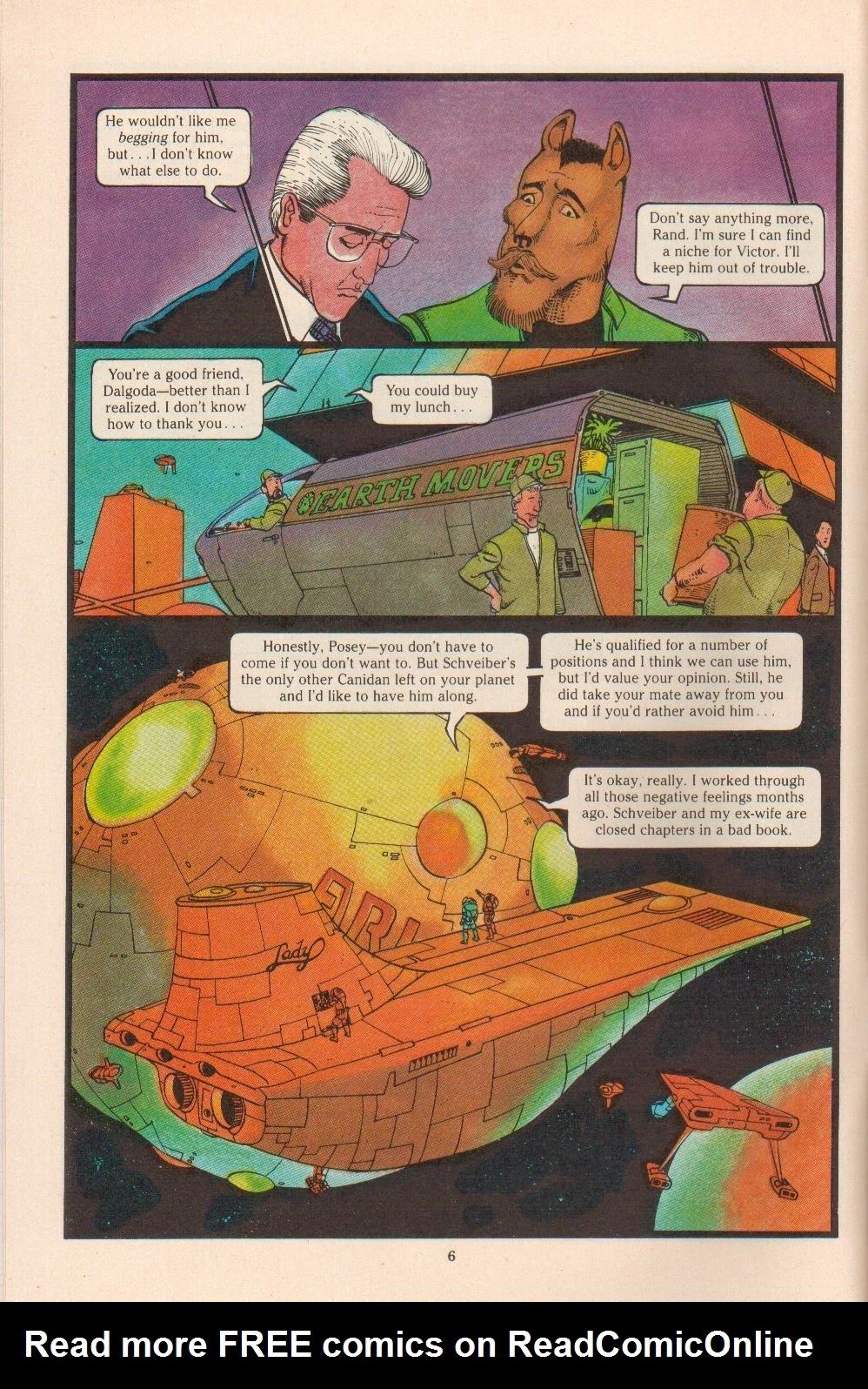 Read online Dalgoda comic -  Issue #5 - 8