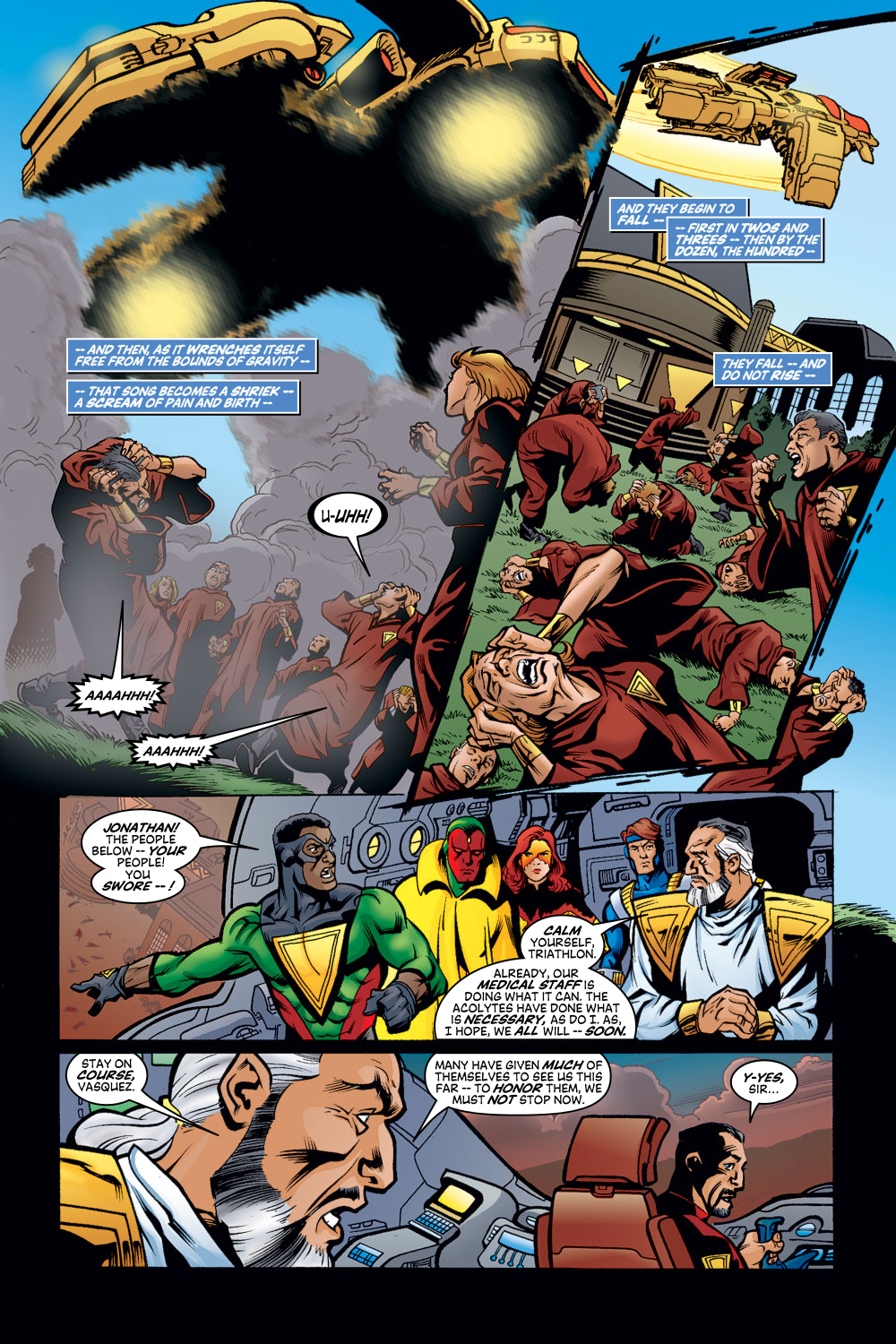 Read online Avengers (1998) comic -  Issue #48 - 10