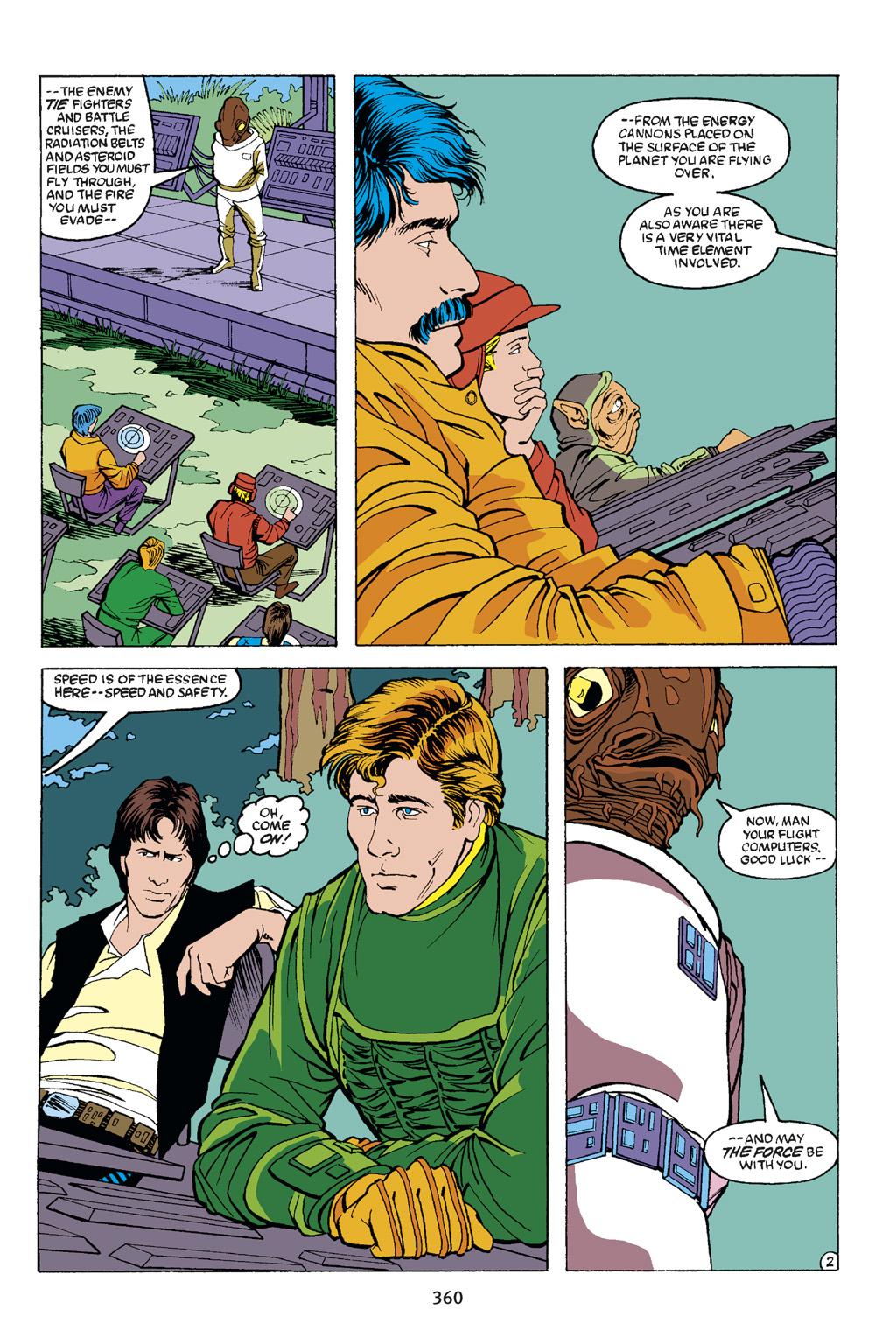 Read online Star Wars Omnibus comic -  Issue # Vol. 21.5 - 88