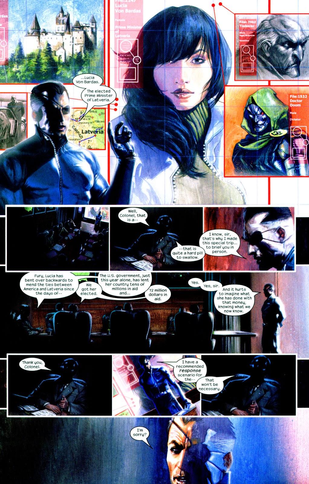 Read online Secret War comic -  Issue #1 - 22