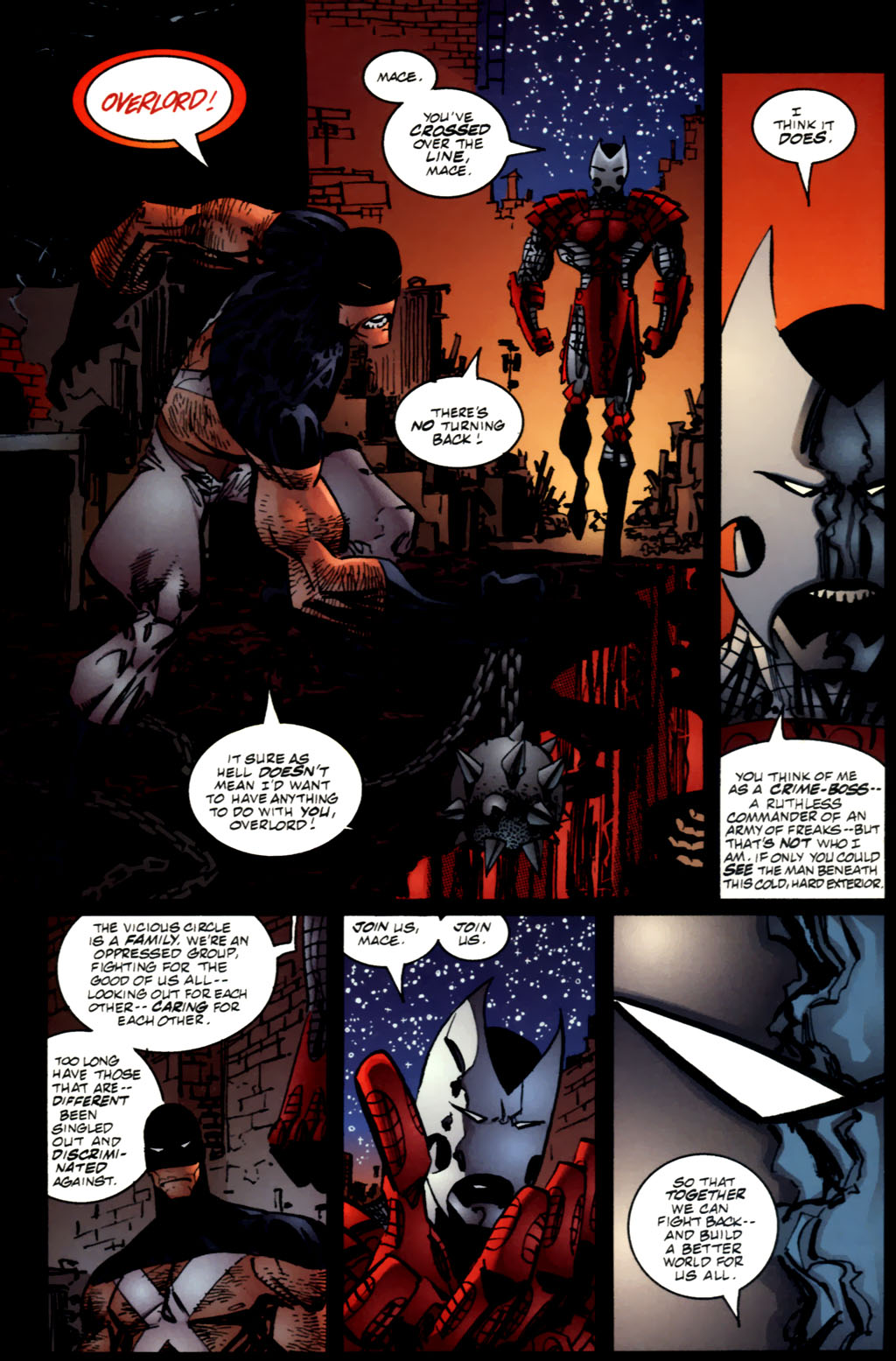The Savage Dragon (1993) Issue #61 #64 - English 21