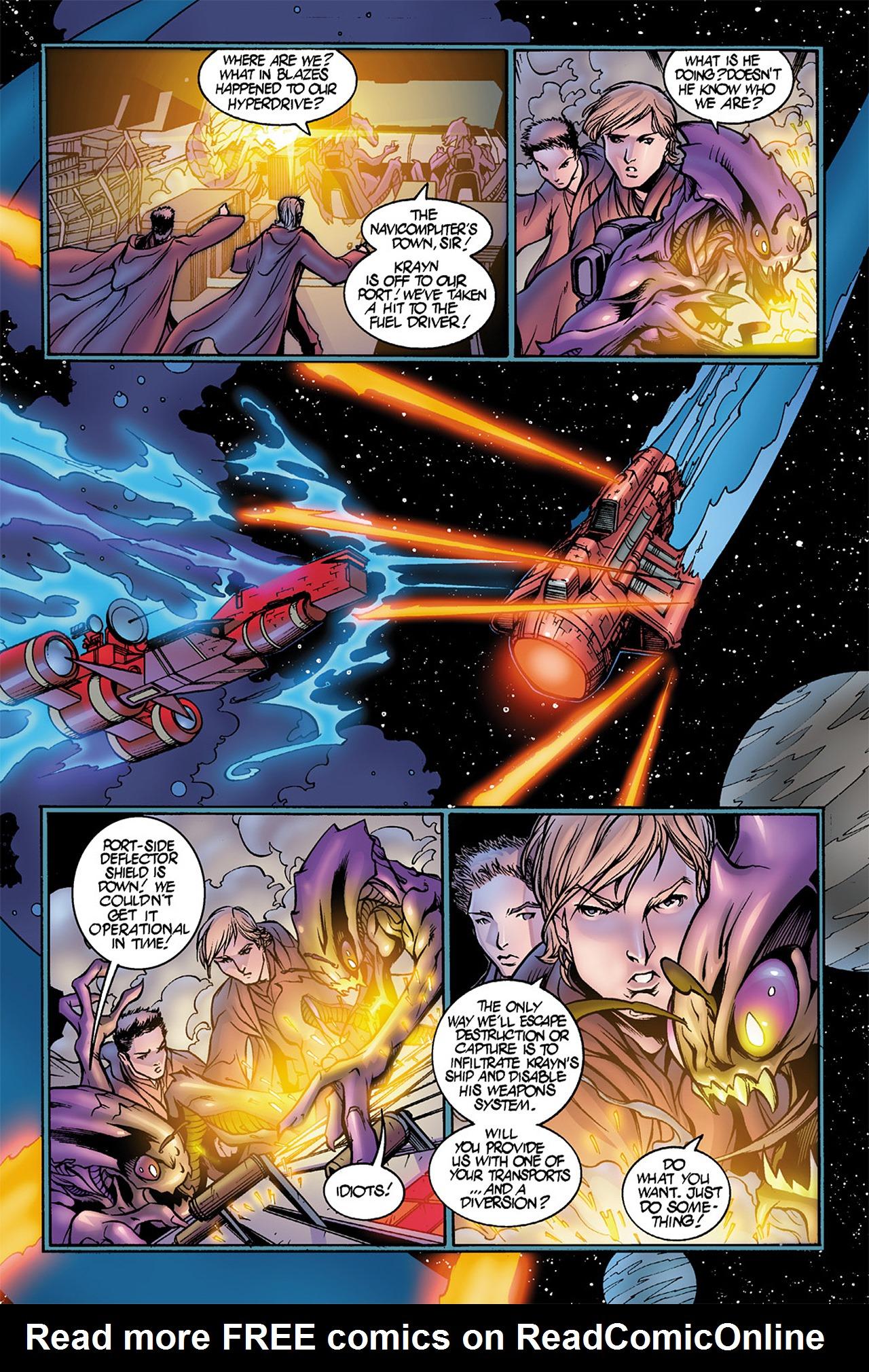 Read online Star Wars Omnibus comic -  Issue # Vol. 10 - 157