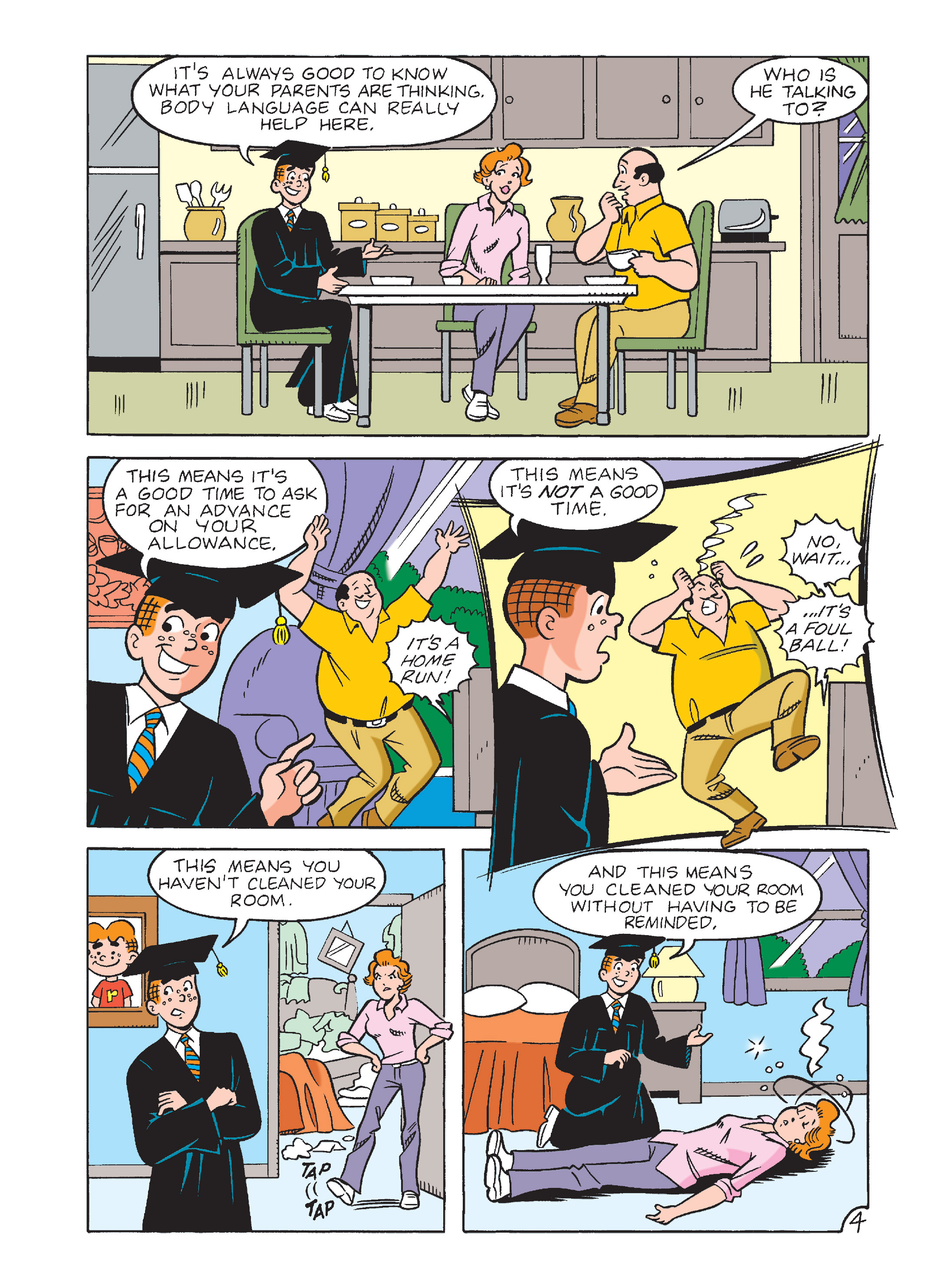 Read online Archie's Funhouse Double Digest comic -  Issue #8 - 5