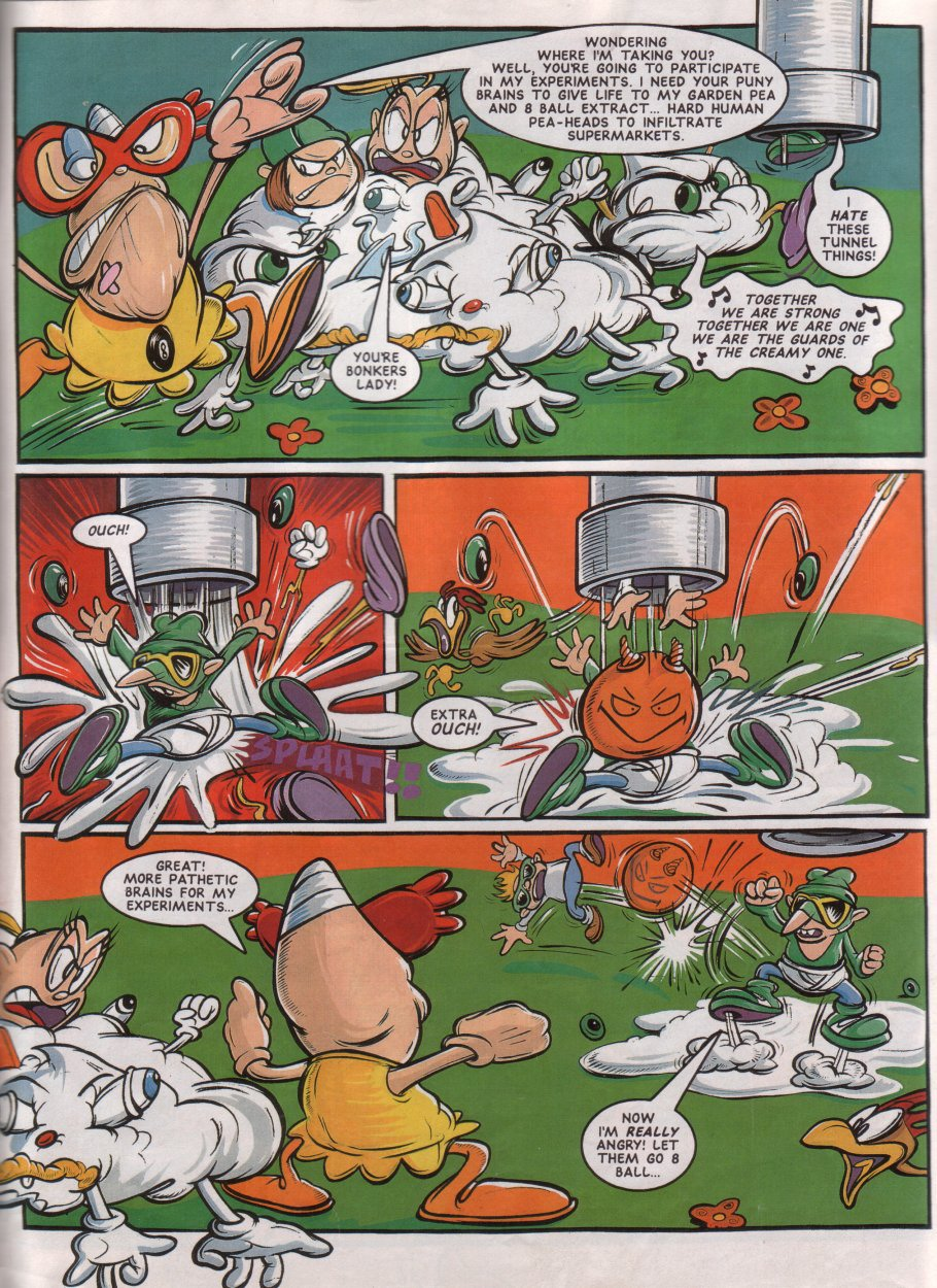 Read online Sonic the Comic comic -  Issue #32 - 27