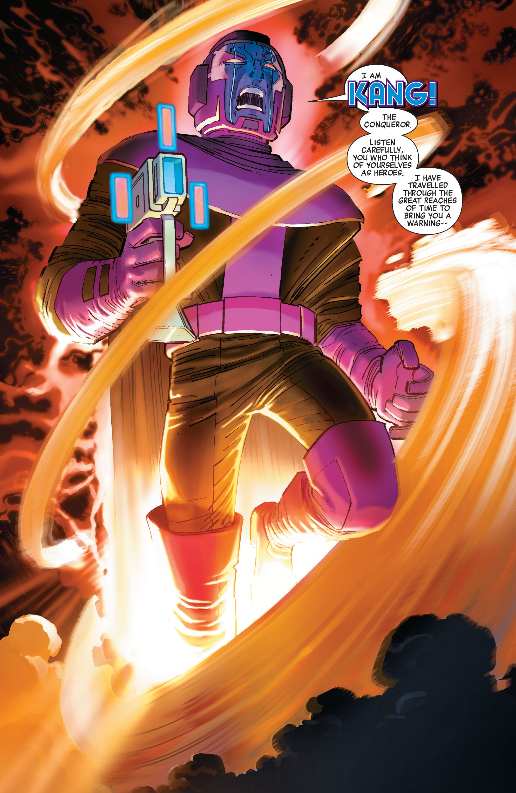 Read online Avengers (2010) comic -  Issue #1 - 11