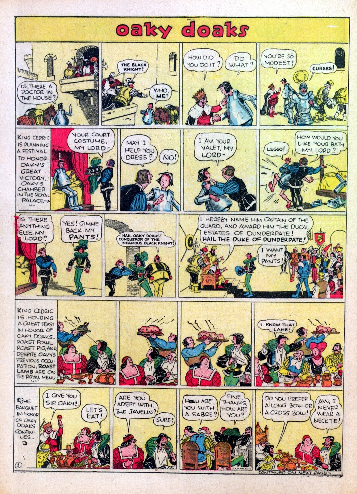 Read online Famous Funnies comic -  Issue #27 - 46