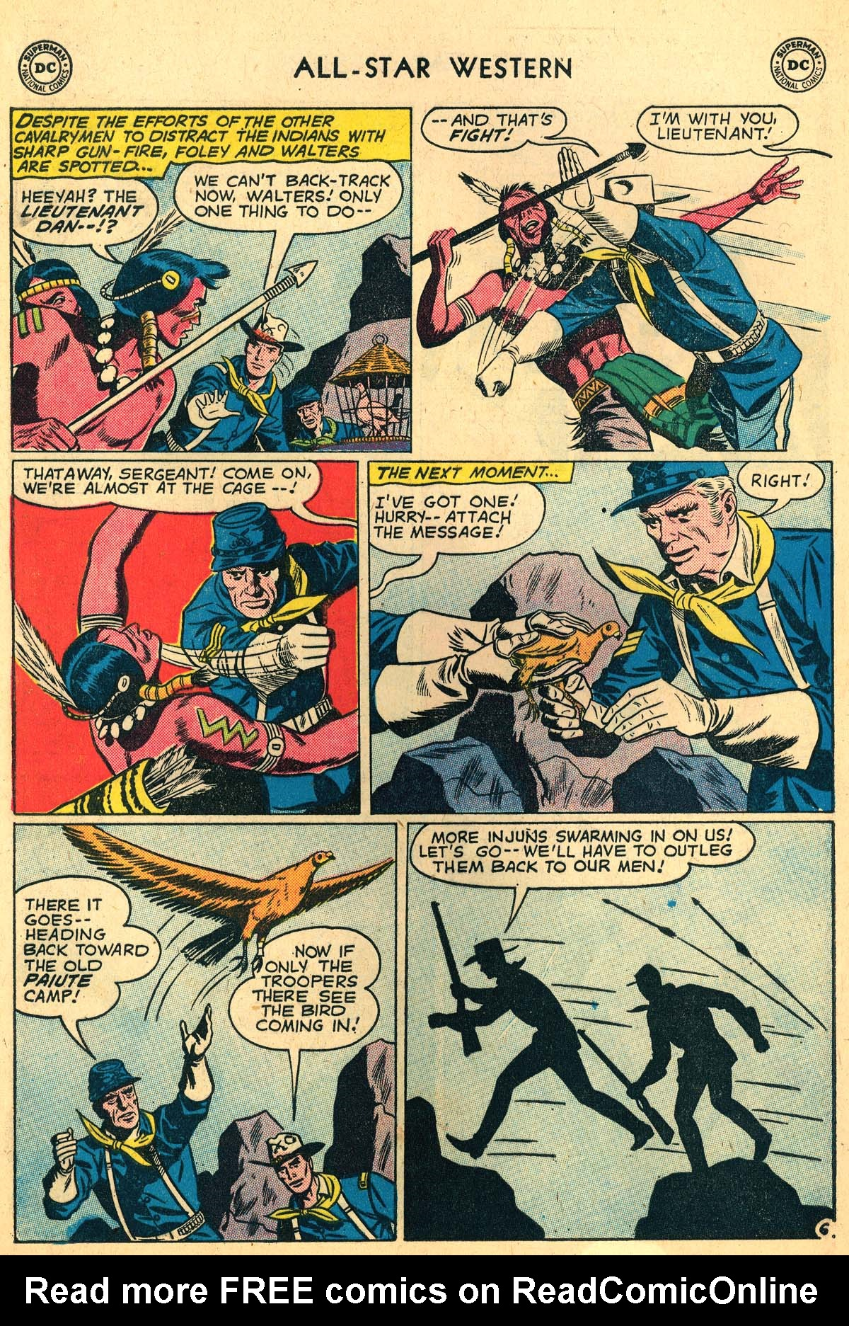 Read online All-Star Western (1951) comic -  Issue #110 - 20
