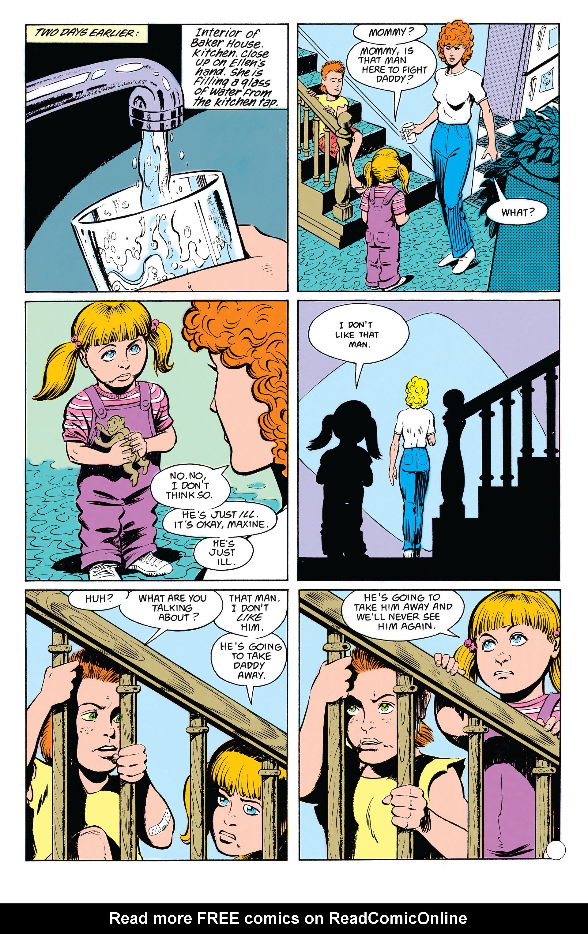 Read online Animal Man (1988) comic -  Issue #18 - 4