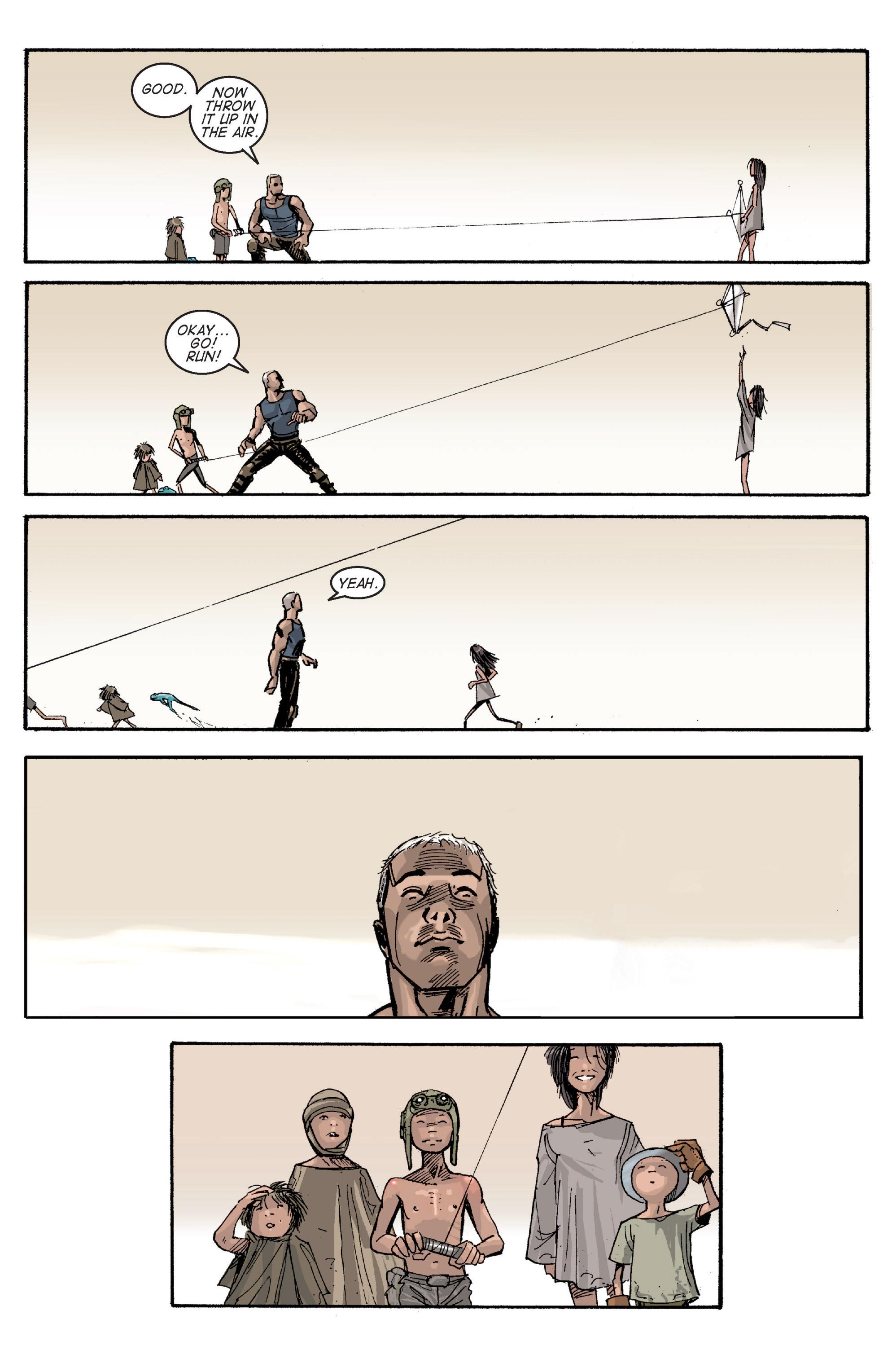 Read online Planetoid comic -  Issue # TPB - 101