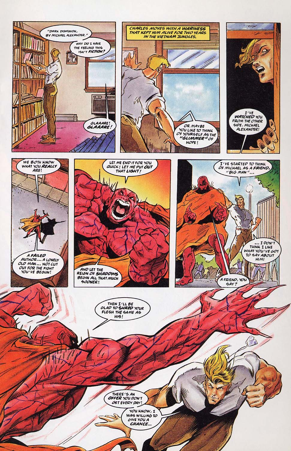 Read online Charlemagne comic -  Issue #3 - 14