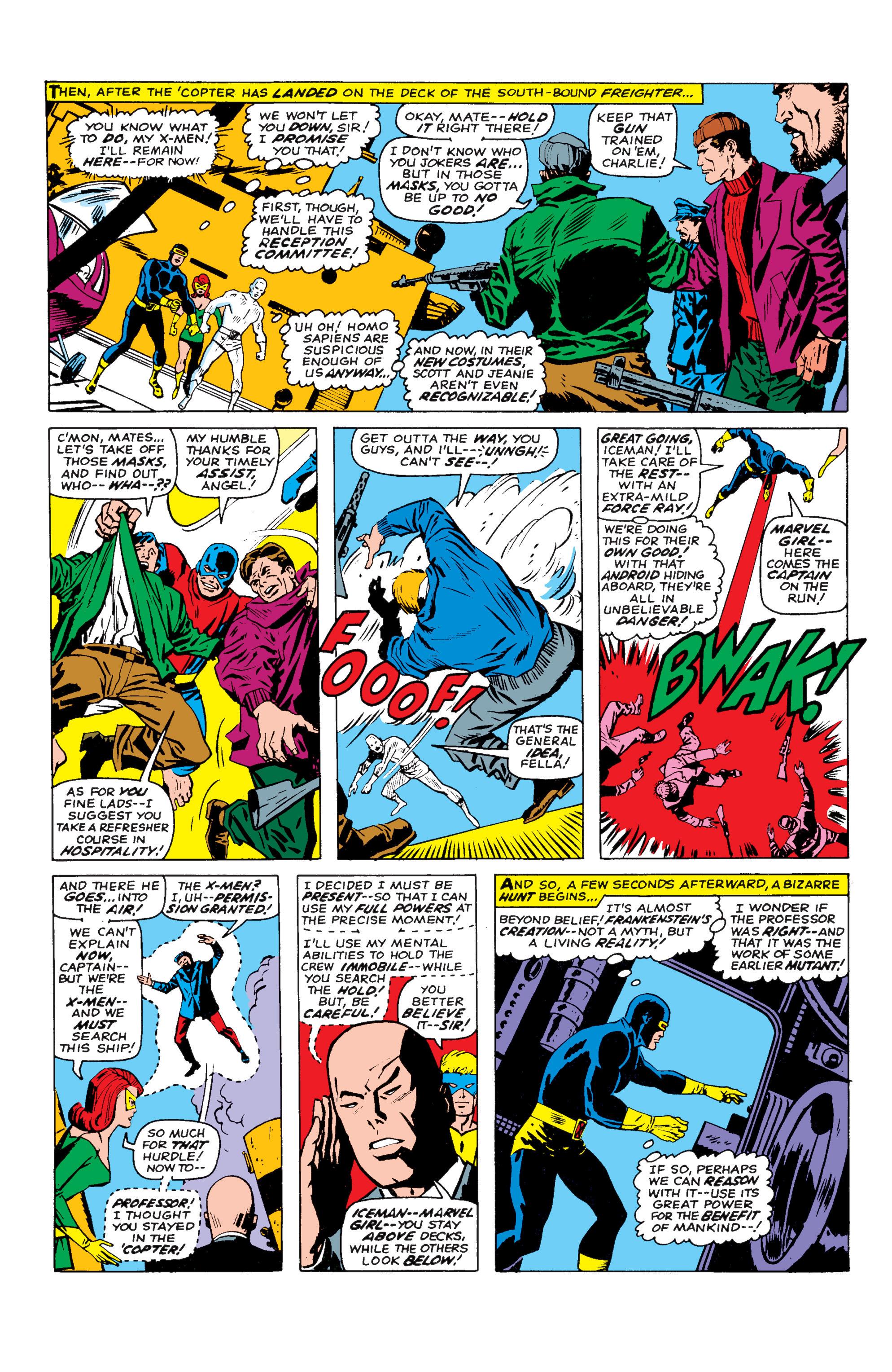 Uncanny X-Men (1963) 40 Page 10