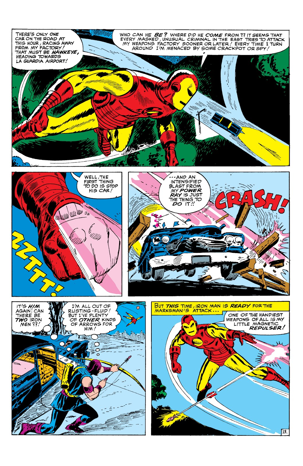 Read online Marvel Masterworks: The Invincible Iron Man comic -  Issue # TPB 2 (Part 2) - 14