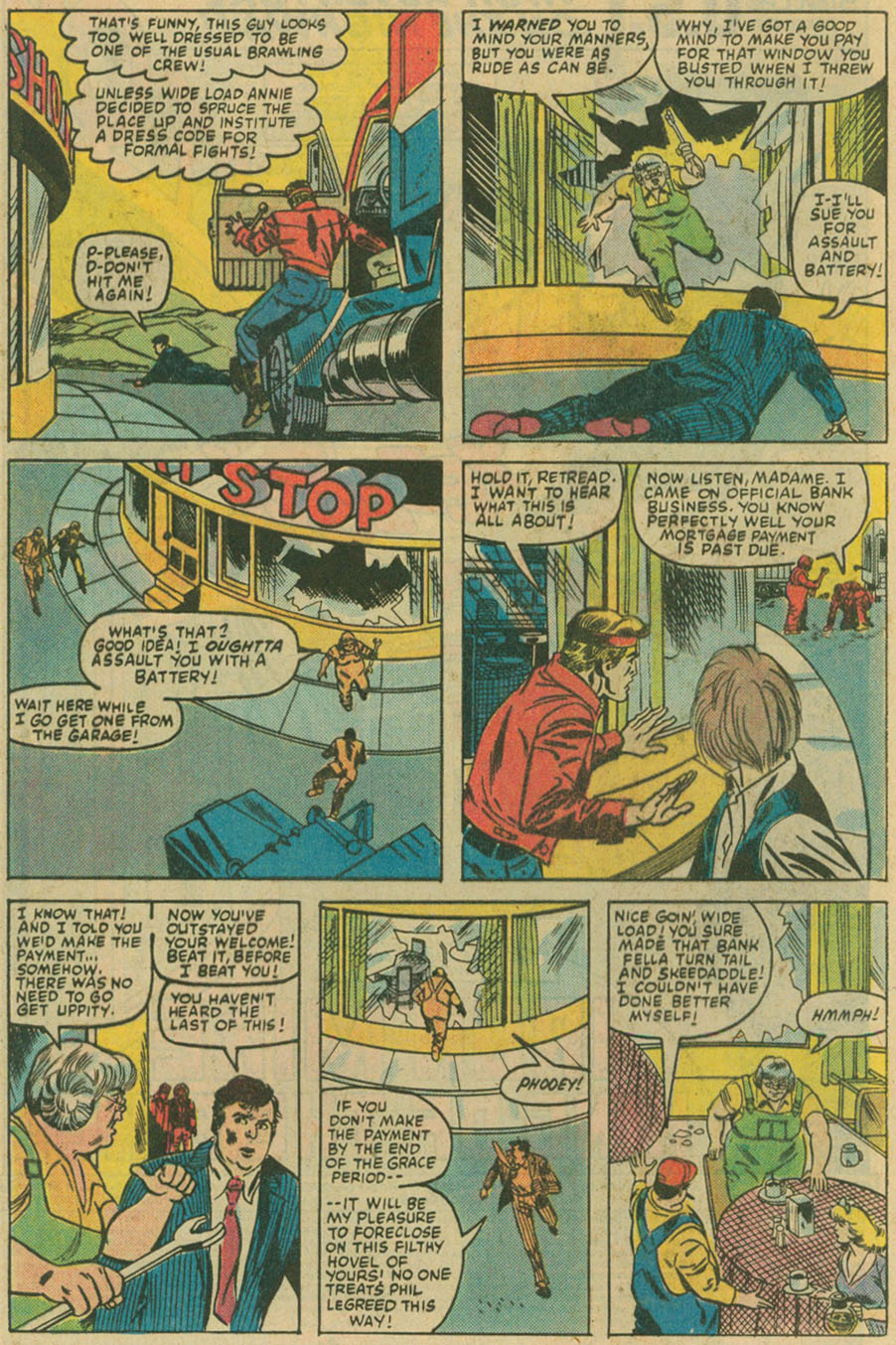 Read online U.S. 1 comic -  Issue #6 - 3