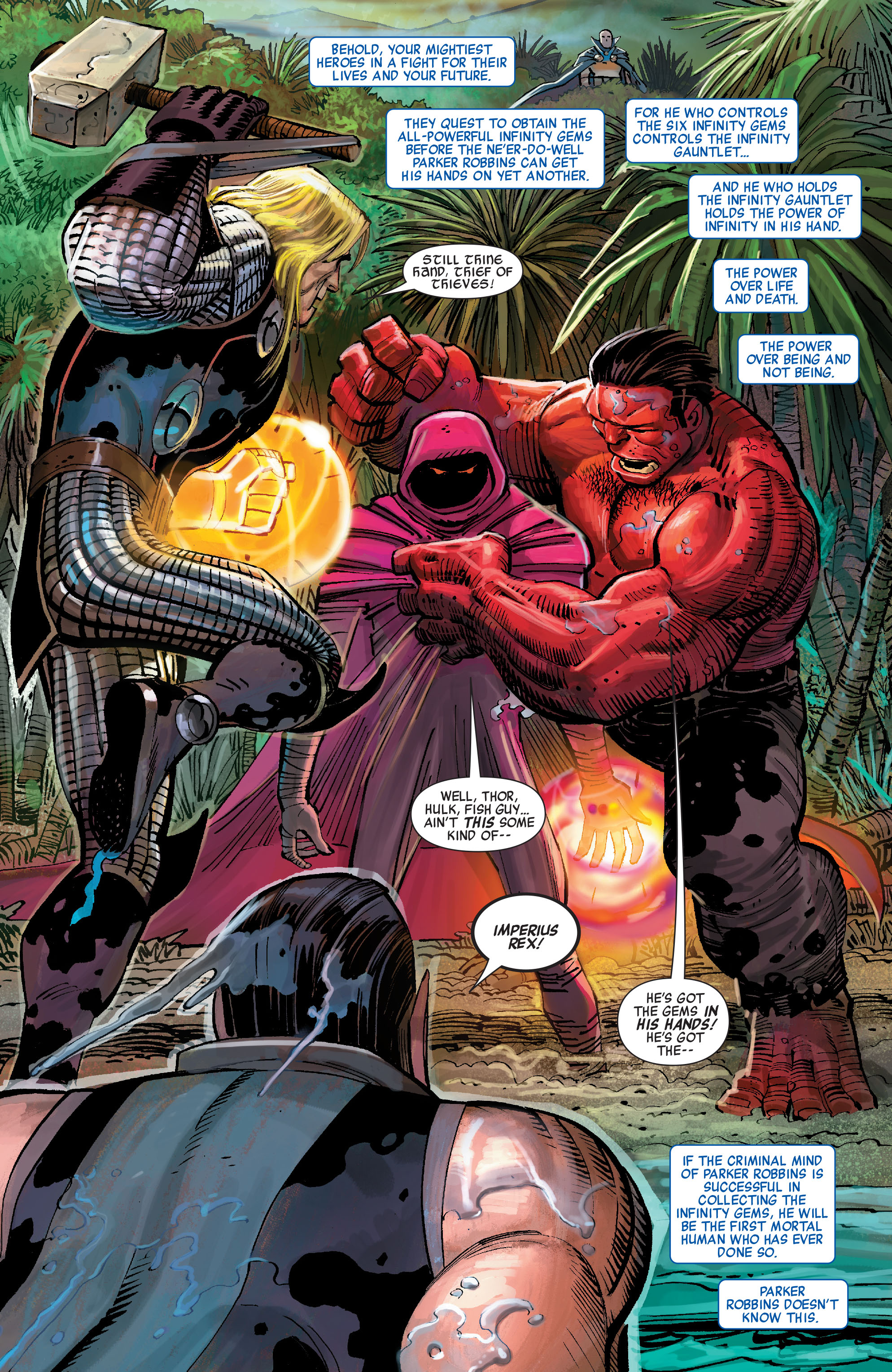 Read online Avengers (2010) comic -  Issue #11 - 4