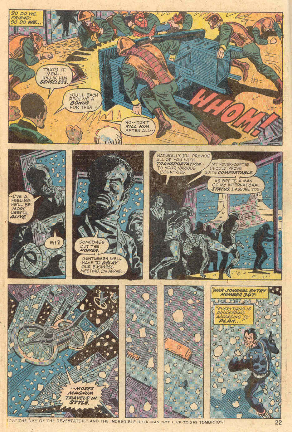 Giant-Size Spider-Man (1974) issue 4 - Page 18