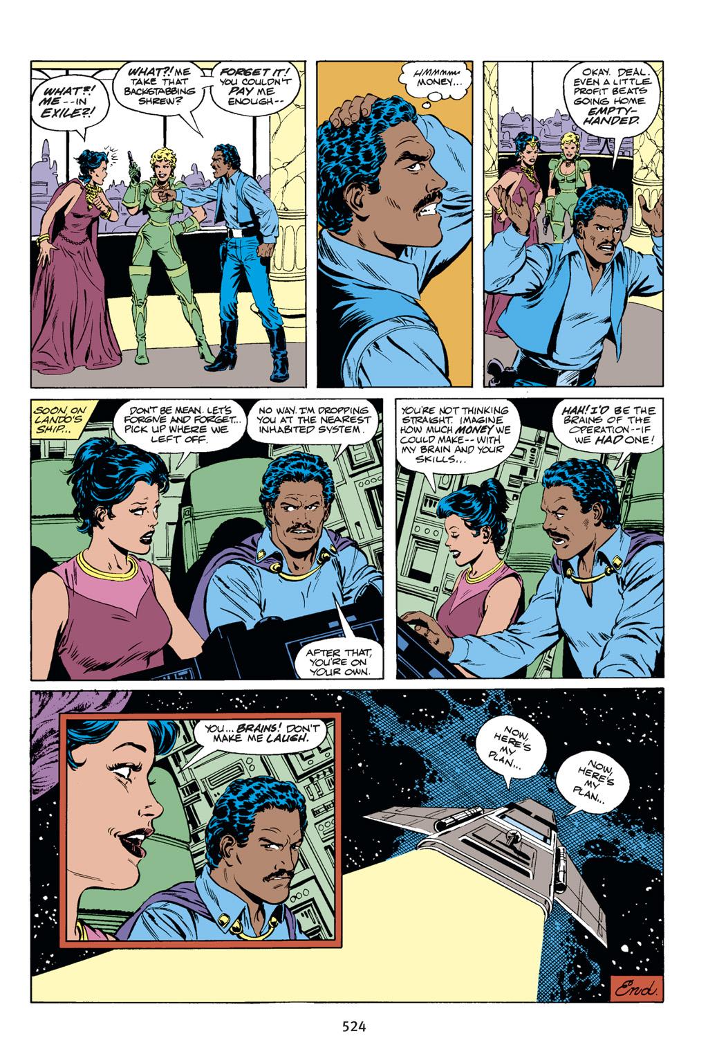 Read online Star Wars Omnibus comic -  Issue # Vol. 18.5 - 239
