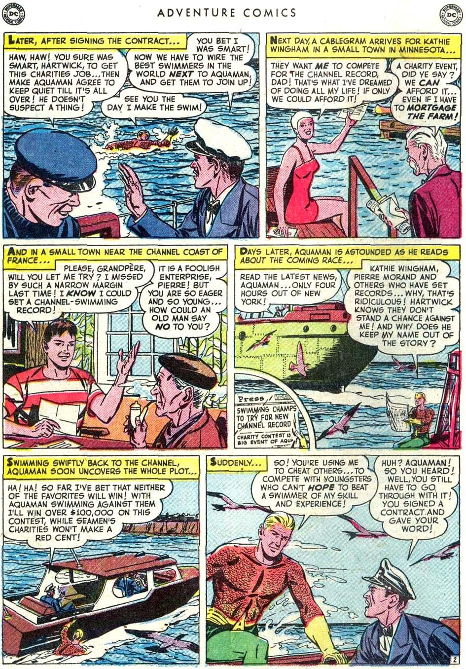 Read online Adventure Comics (1938) comic -  Issue #156 - 26