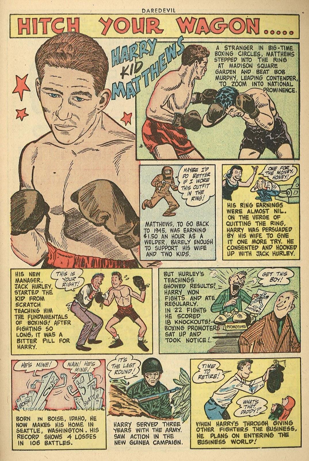Daredevil (1941) issue 101 - Page 23