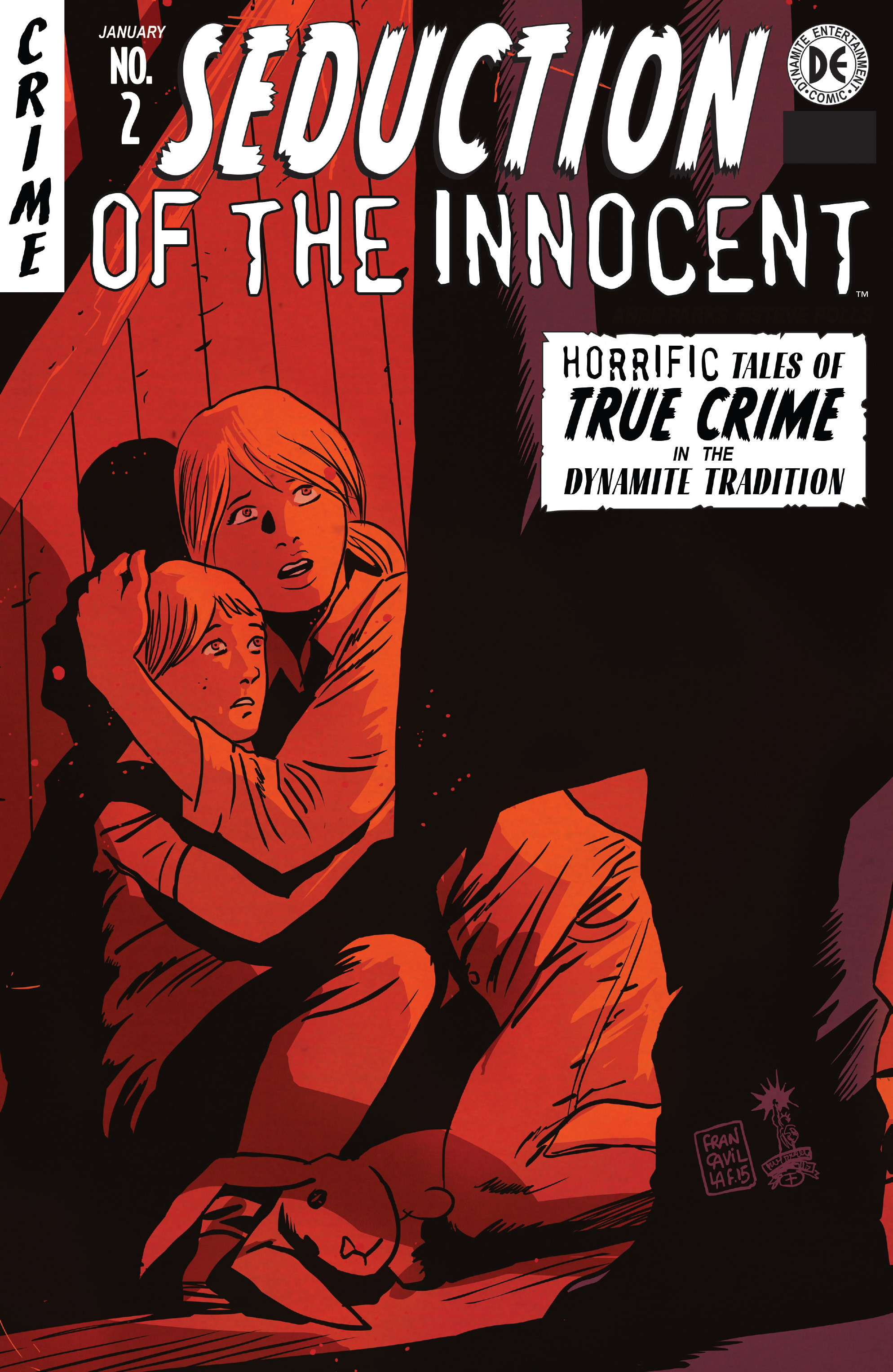 Read online Seduction of the Innocent (2015) comic -  Issue #2 - 1