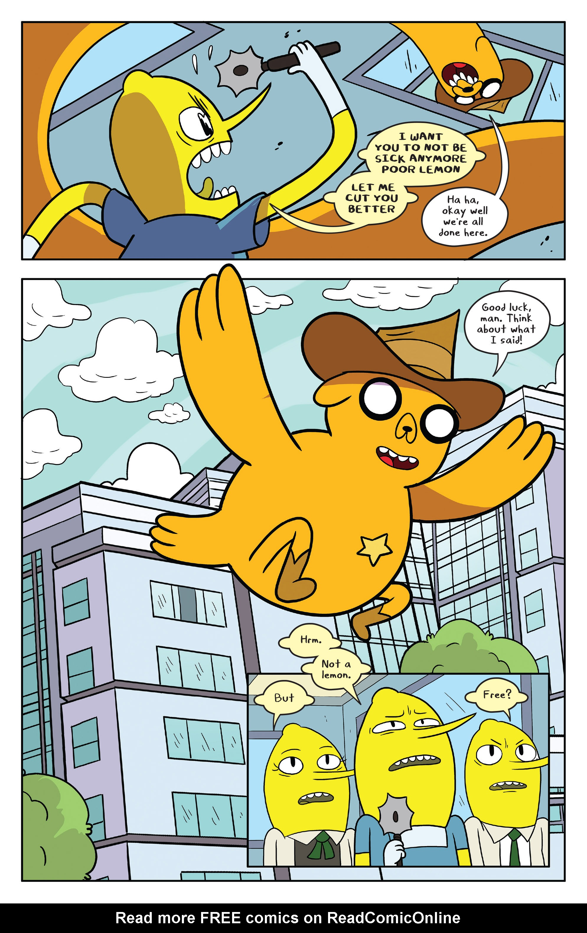Read online Adventure Time comic -  Issue #55 - 15