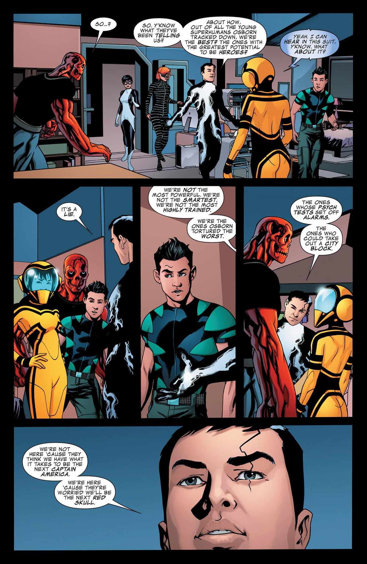 Read online Ant-Man: Season One comic -  Issue #Ant-Man: Season One Full - 119