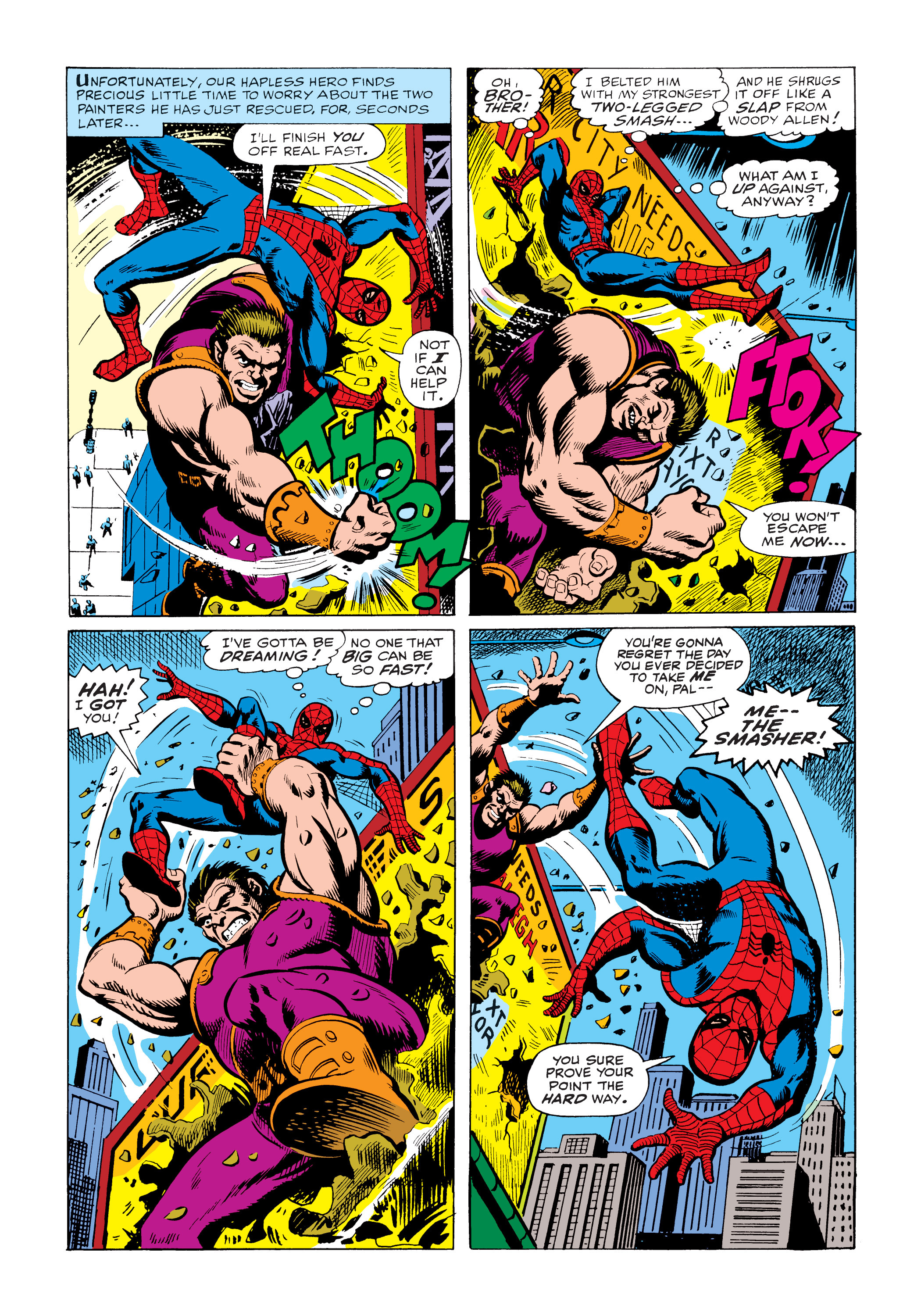 The Amazing Spider-Man (1963) 116 Page 4
