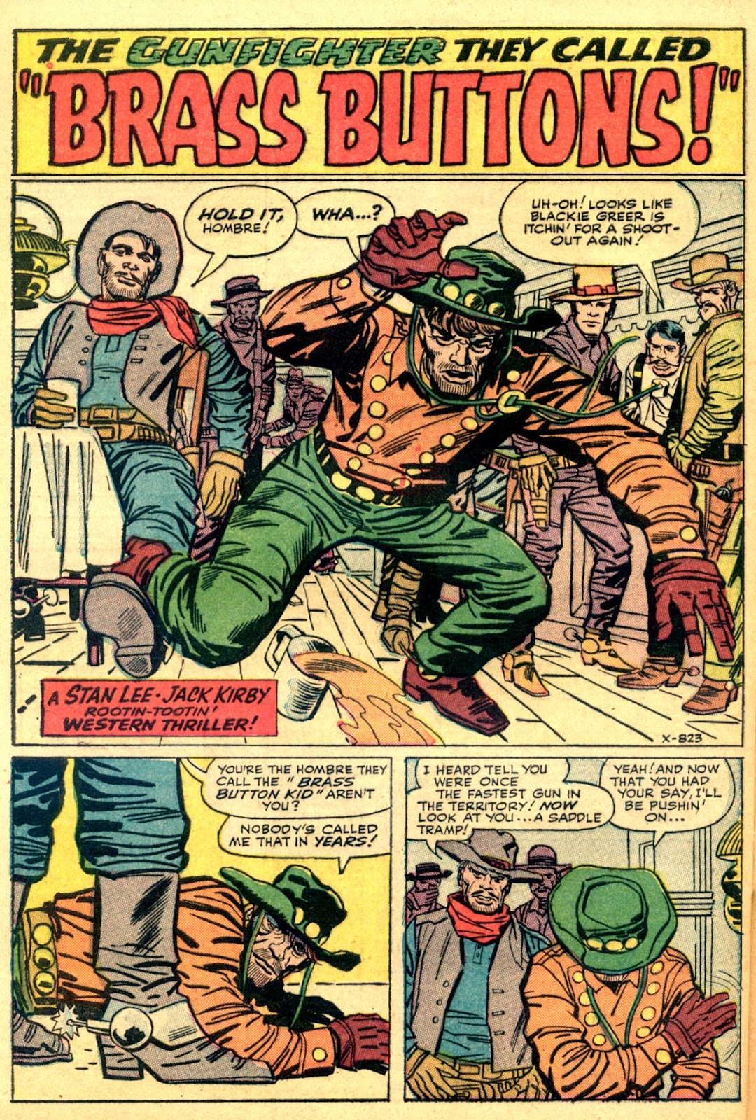 The Rawhide Kid (1955) issue 43 - Page 28