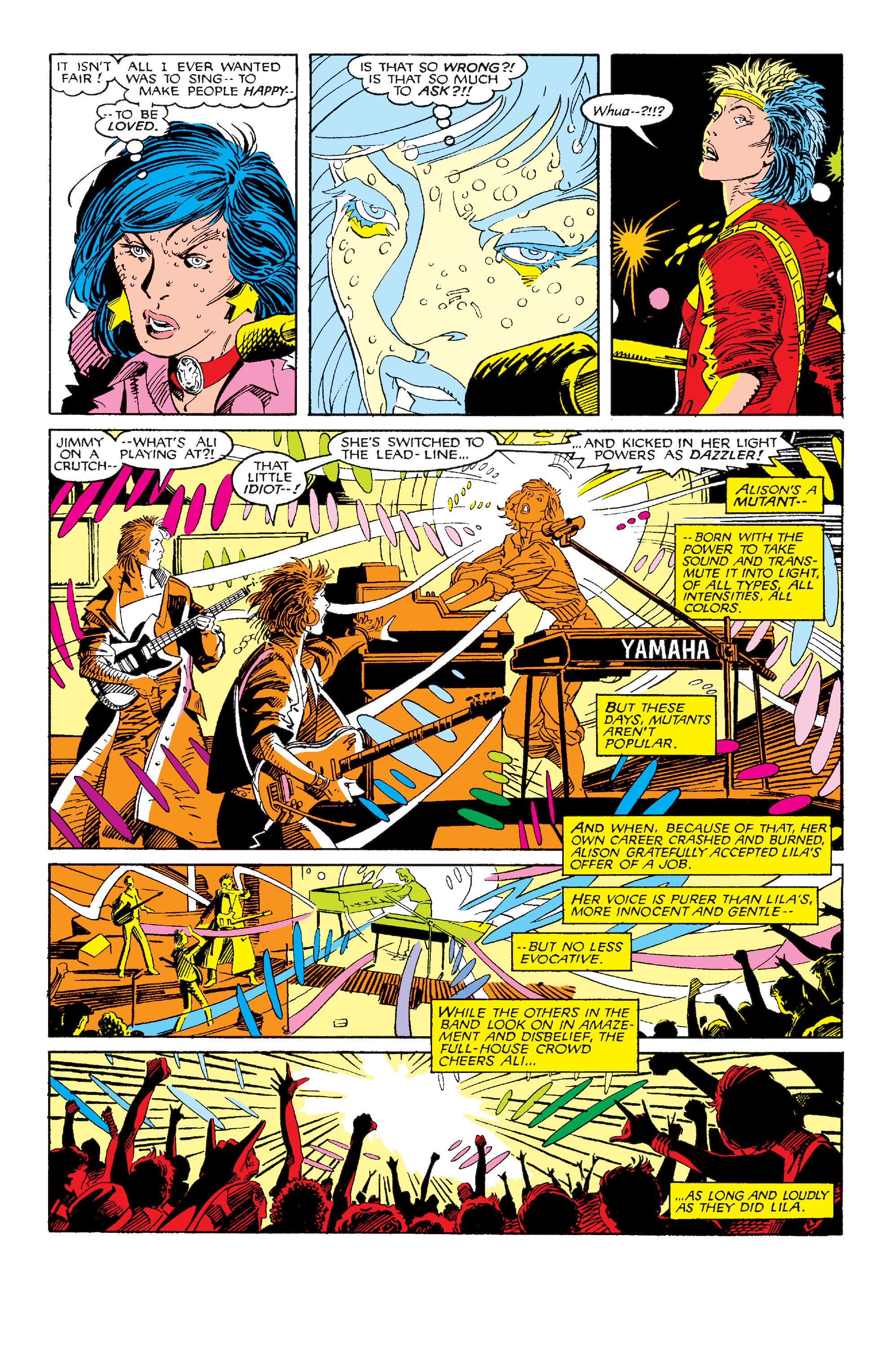 Read online Uncanny X-Men (1963) comic -  Issue #214 - 4