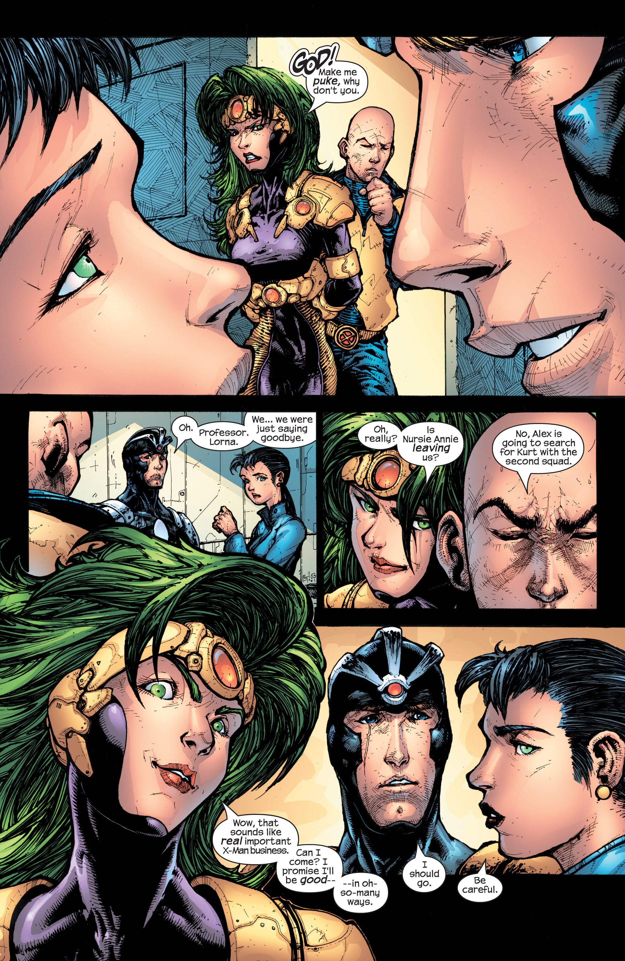 Read online Uncanny X-Men (1963) comic -  Issue #429 - 15