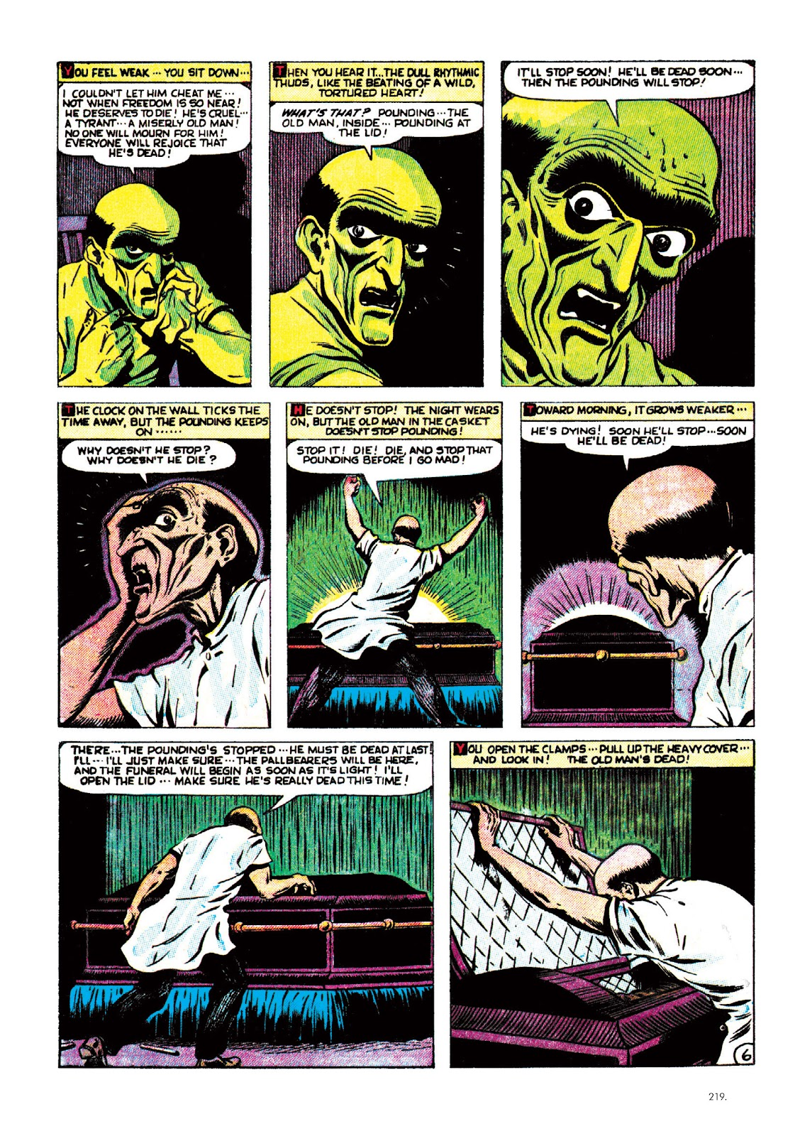Read online The Bill Everett Archives comic -  Issue # TPB 2 (Part 3) - 17