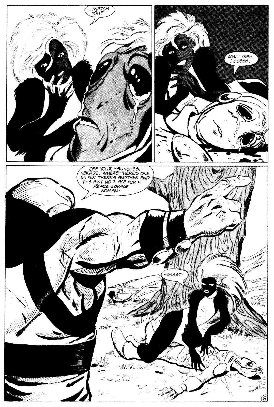 Shattered Earth issue 1 - Page 23