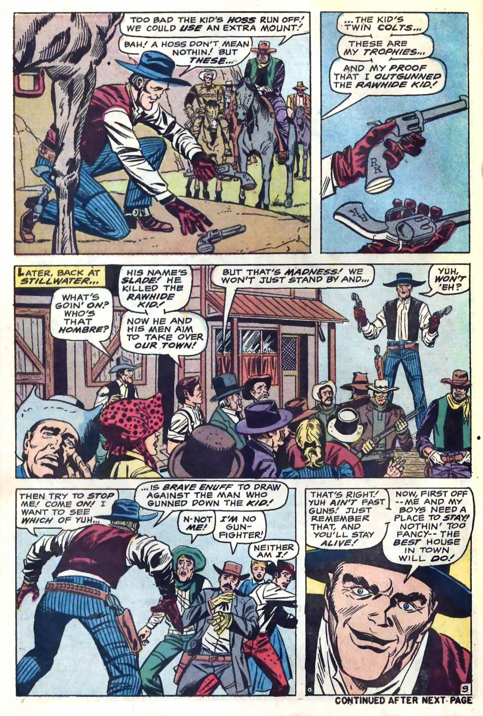The Rawhide Kid (1955) issue 75 - Page 14