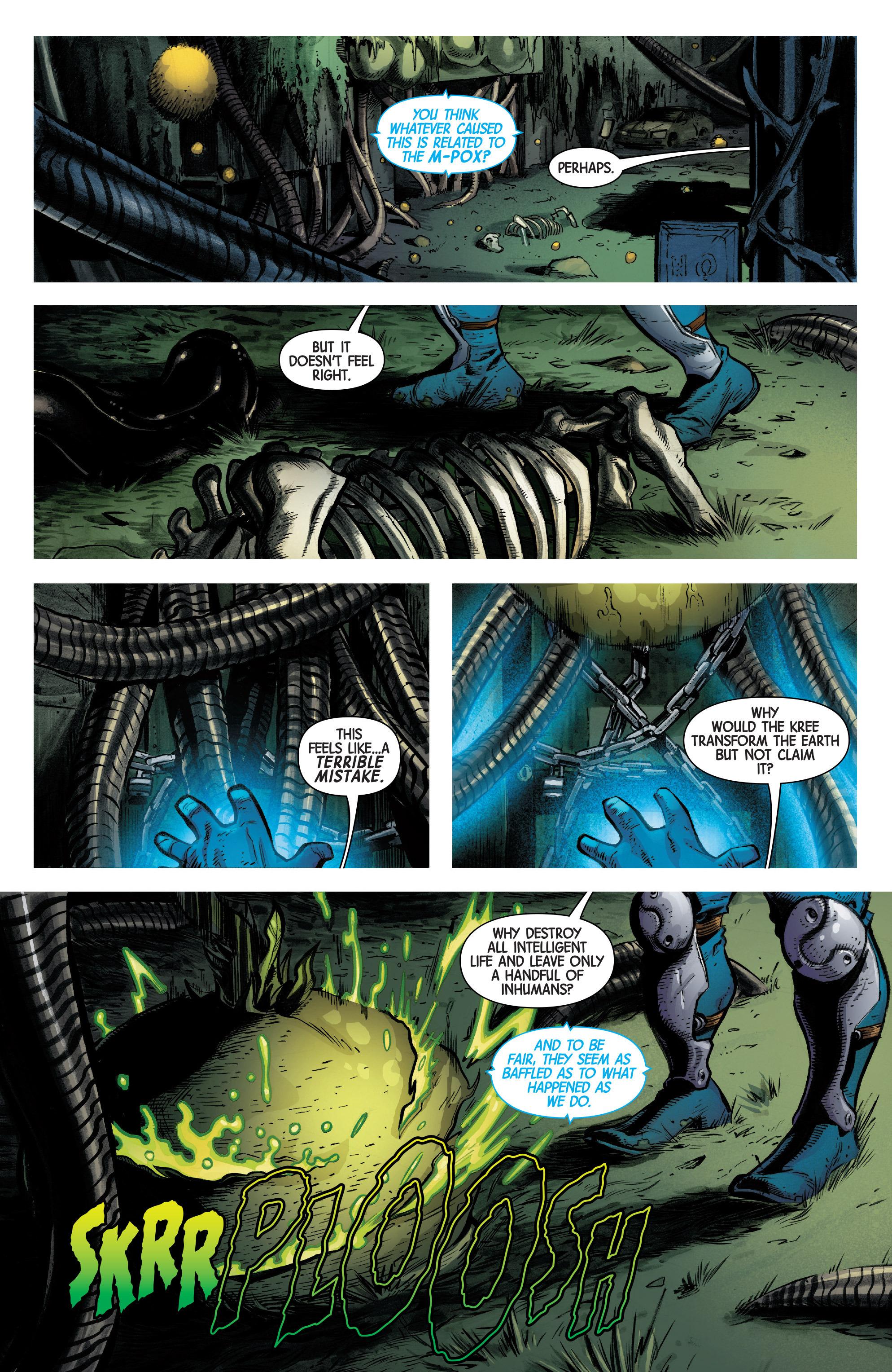 Read online Uncanny Avengers [II] comic -  Issue #2 - 19
