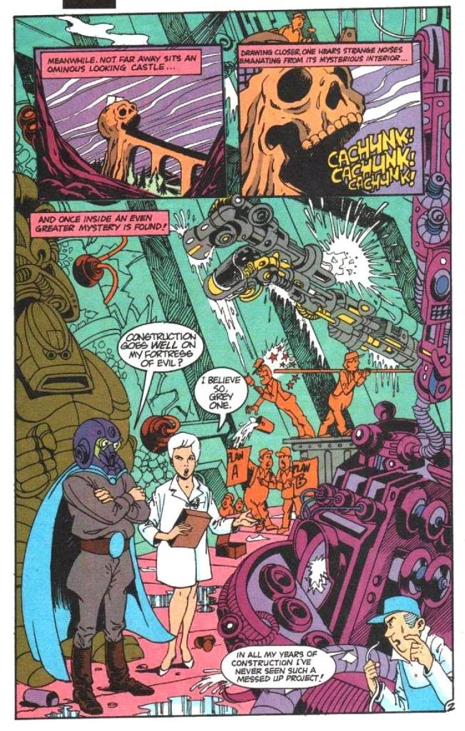 Read online Scooby-Doo (1995) comic -  Issue #5 - 3