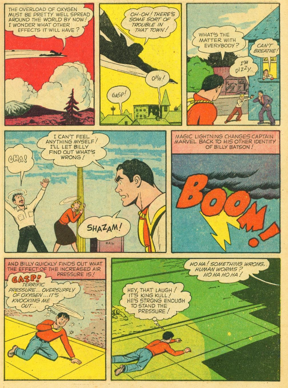 Captain Marvel Adventures issue 133 - Page 7