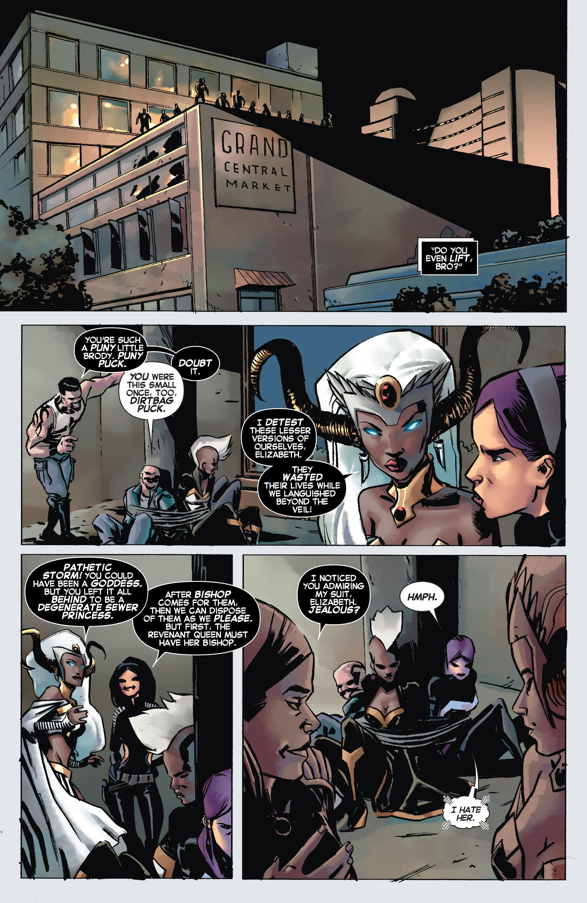 Read online Uncanny X-Force (2013) comic -  Issue #11 - 5