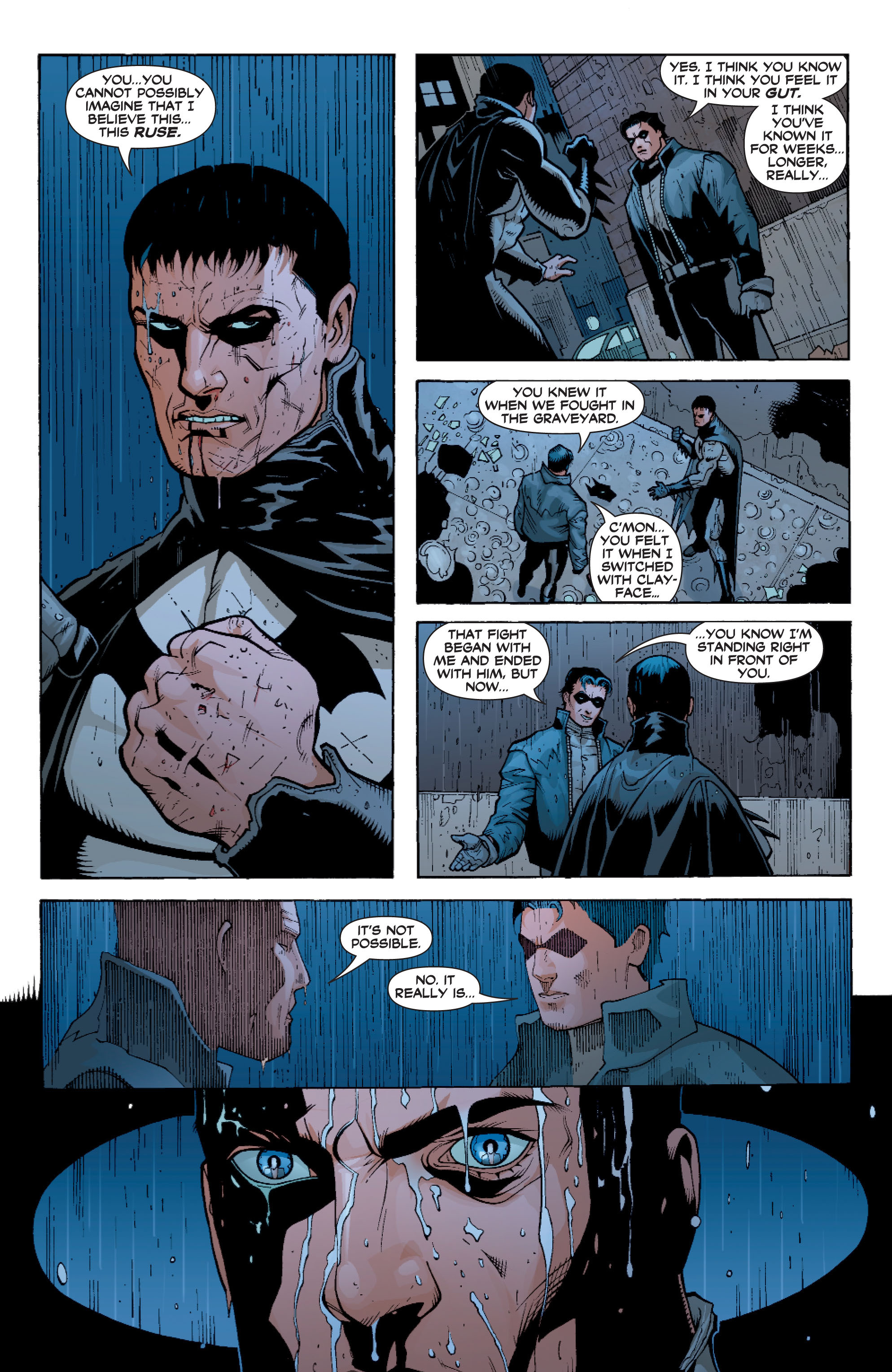 Read online Batman: Under The Red Hood comic -  Issue # Full - 167