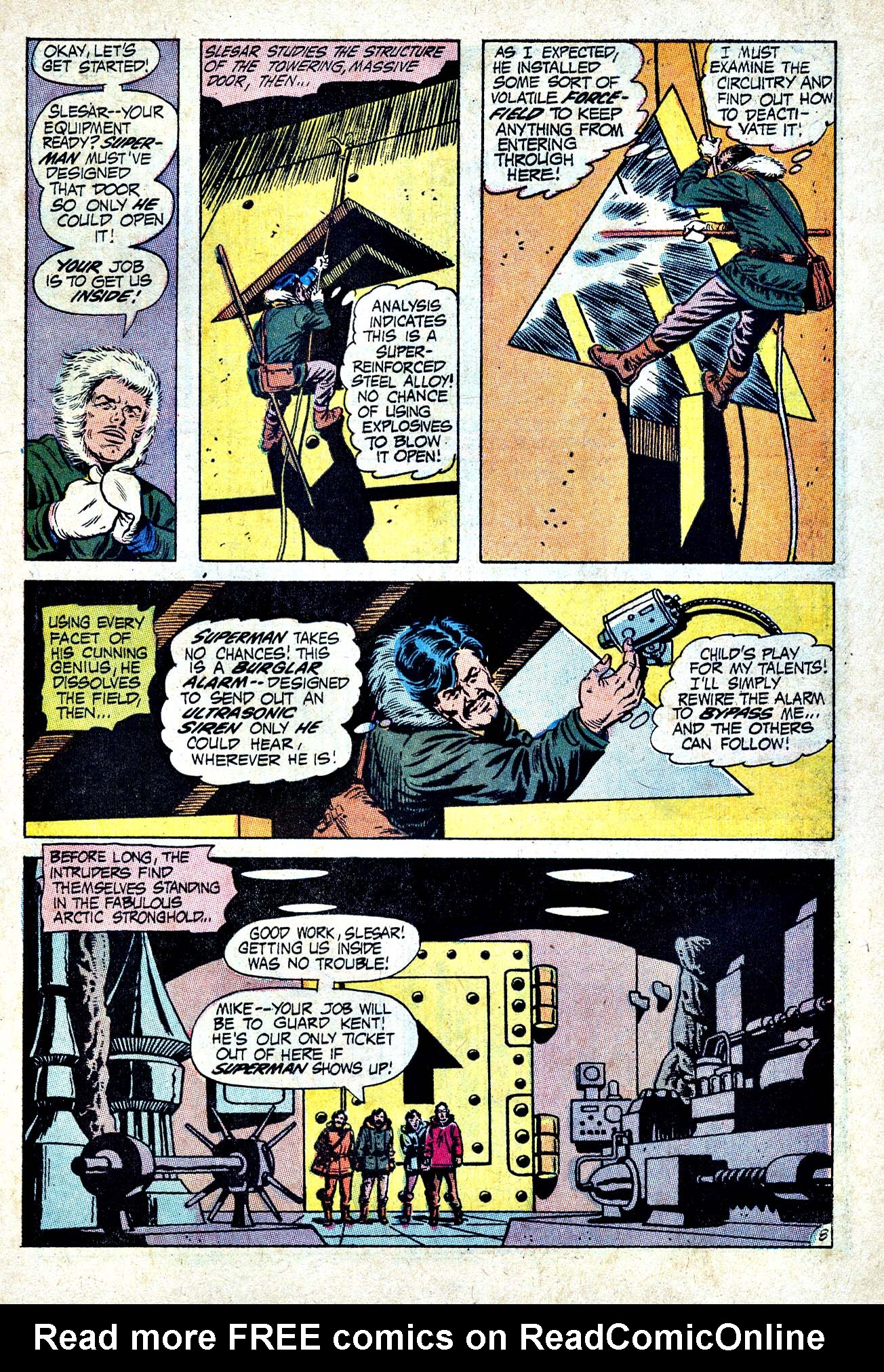 Read online Action Comics (1938) comic -  Issue #407 - 12