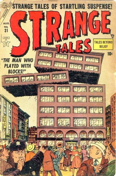 Strange Tales (1951) 31 Page 1