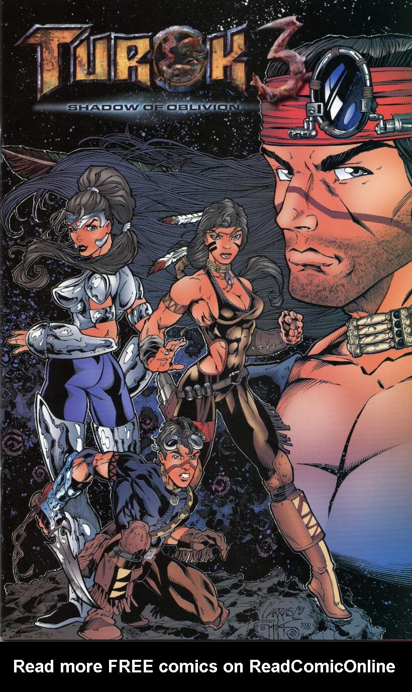 Read online Turok 3: Shadow of Oblivion comic -  Issue # Full - 1