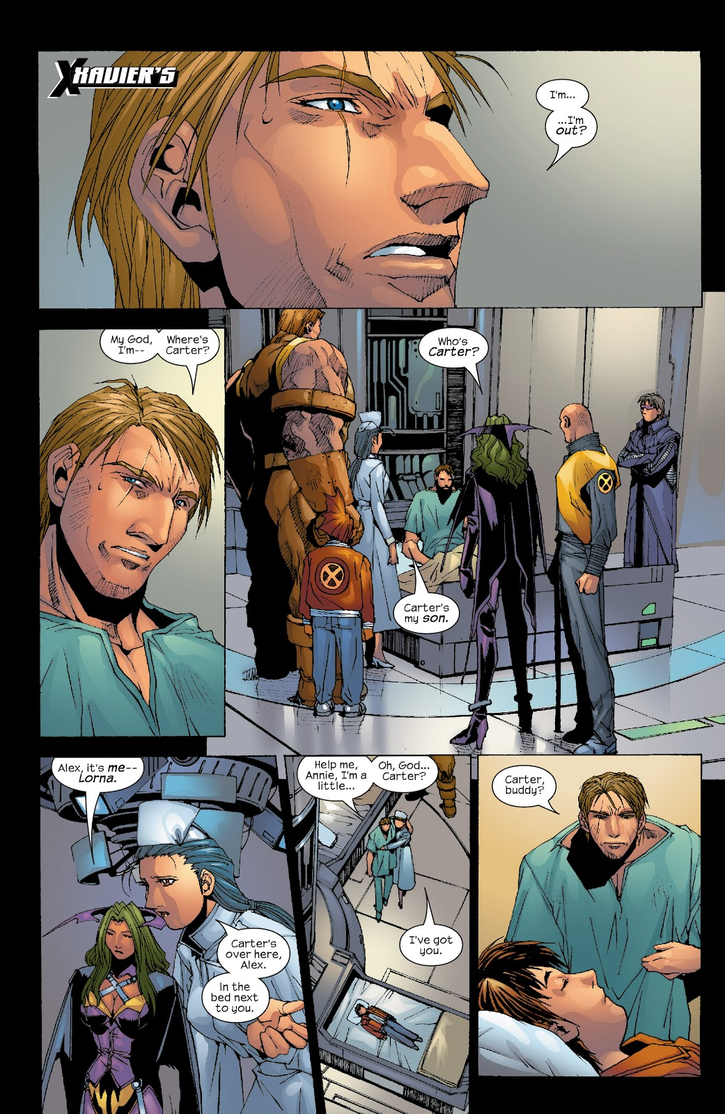 Read online X-Men: Unstoppable comic -  Issue # TPB (Part 3) - 50