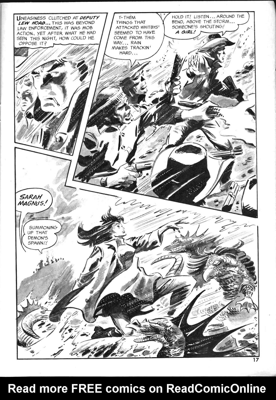 Creepy (1964) Issue #25 #25 - English 17
