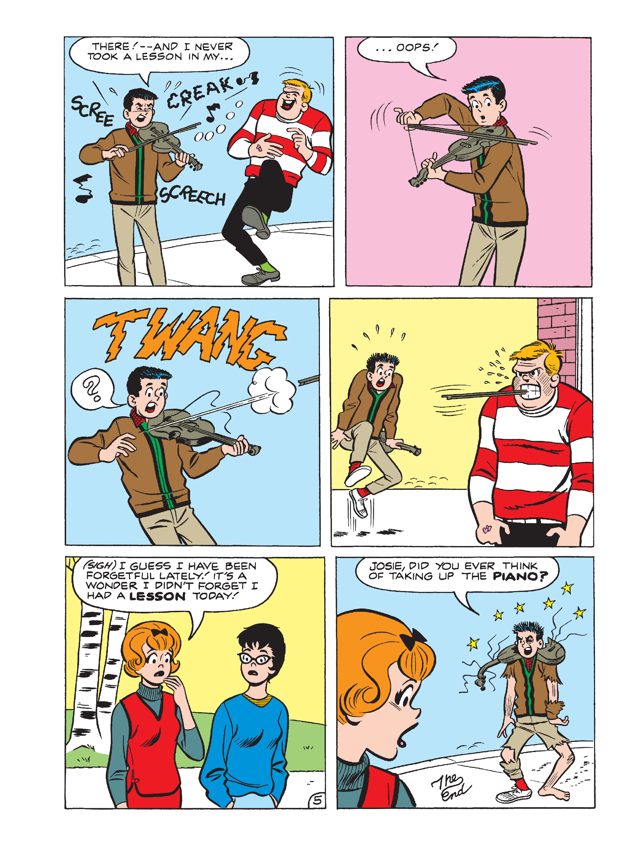 Read online World of Archie Double Digest comic -  Issue #64 - 51