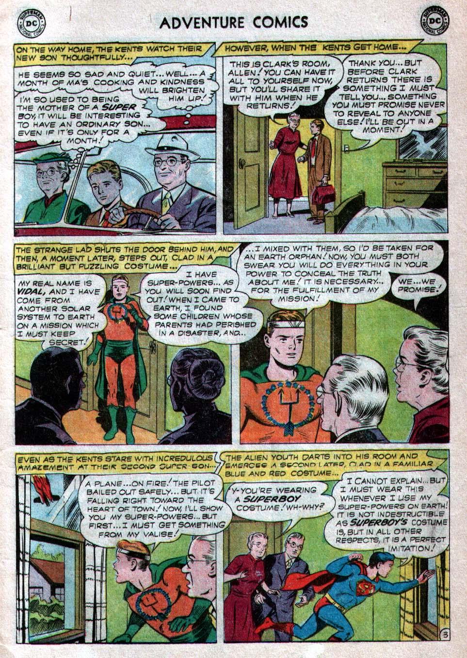 Read online Adventure Comics (1938) comic -  Issue #260 - 5