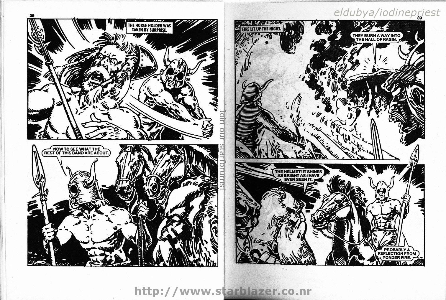 Starblazer issue 281 - Page 21